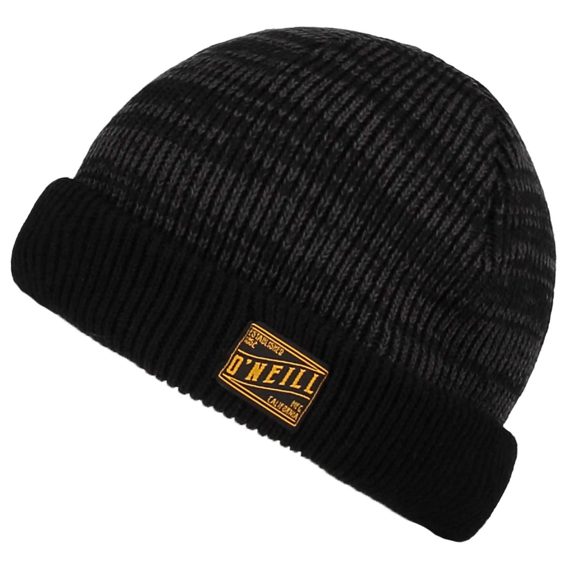 CZAPKA ONEILL DECK HAND BEANIE BLACK OUT