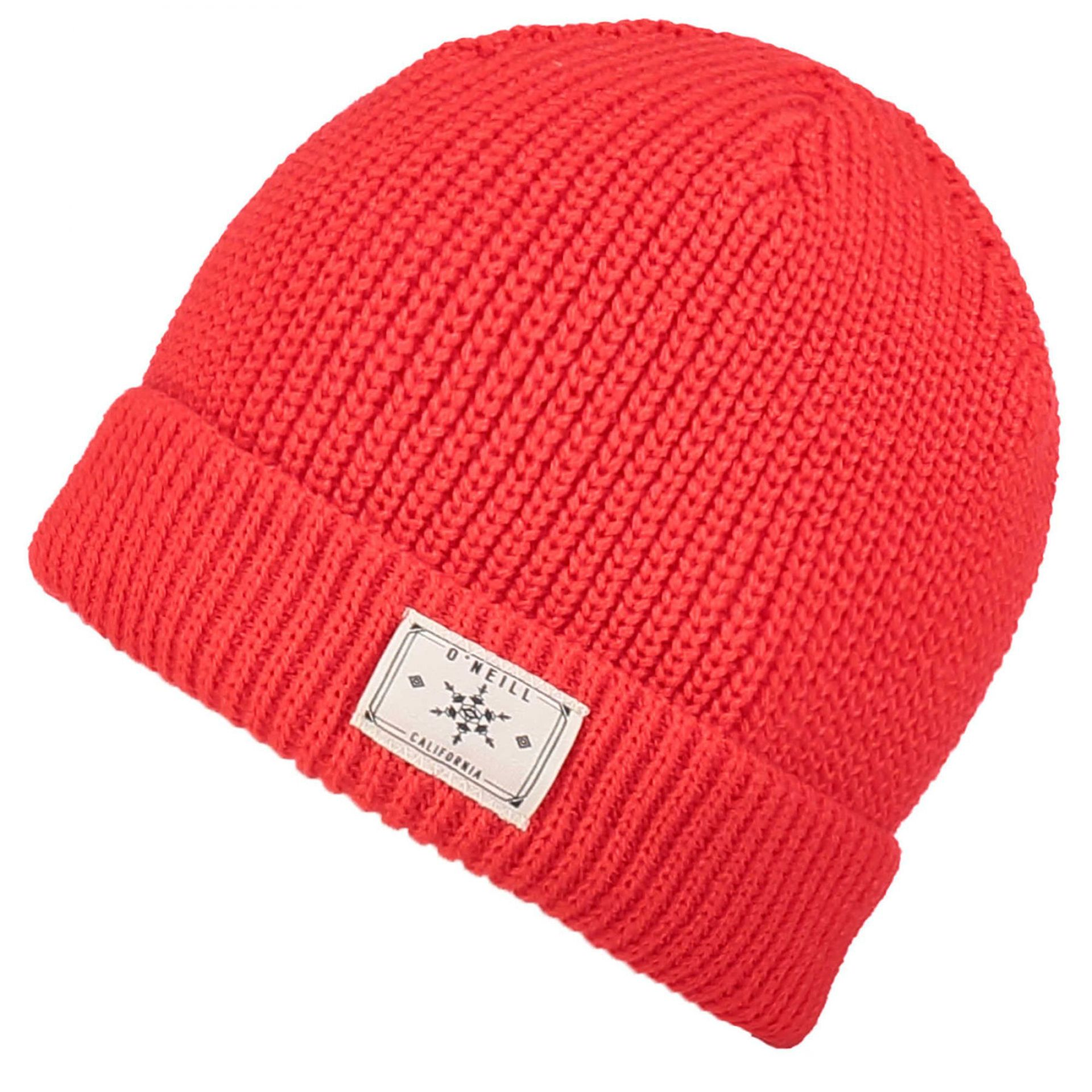 CZAPKA ONEILL EVERYDAY WOMENS BEANIE POPPY RED