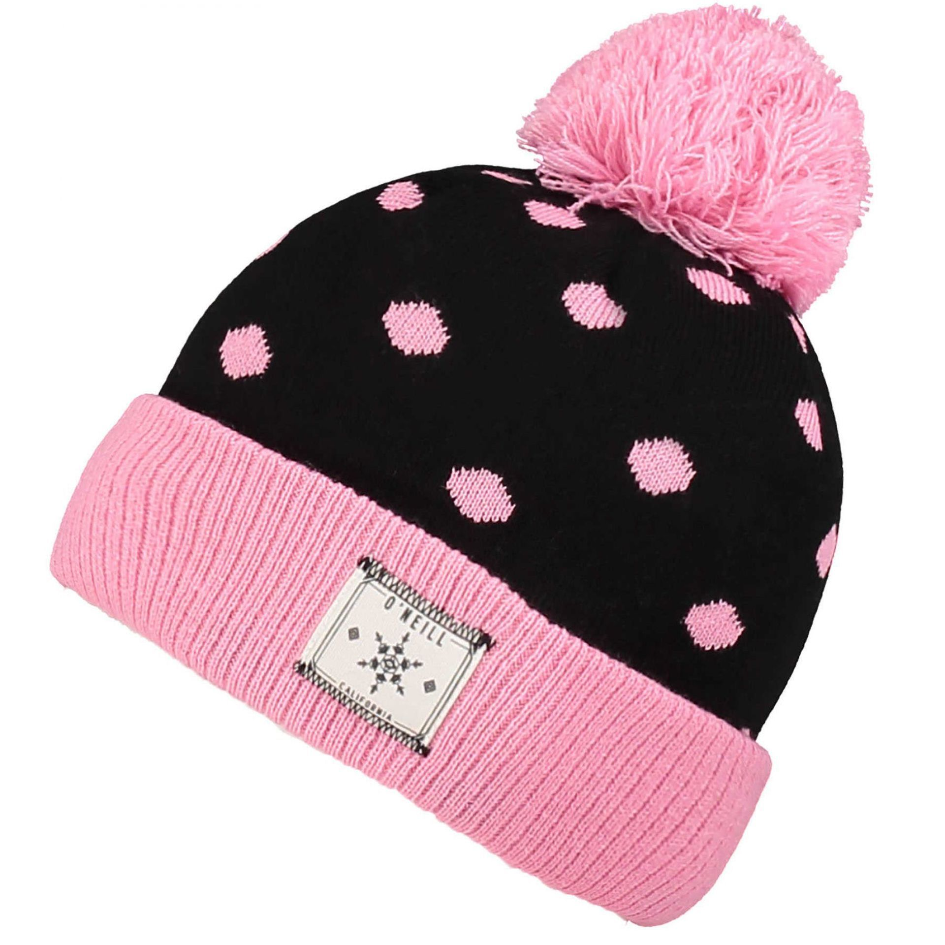 CZAPKA ONEILL GIRLS CUPCAKE BEANIE BLACK OUT