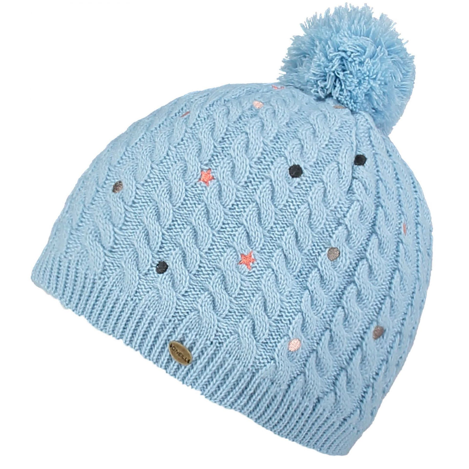 CZAPKA ONEILL GIRLS STAR DOT BEANIE AZURE BLUE