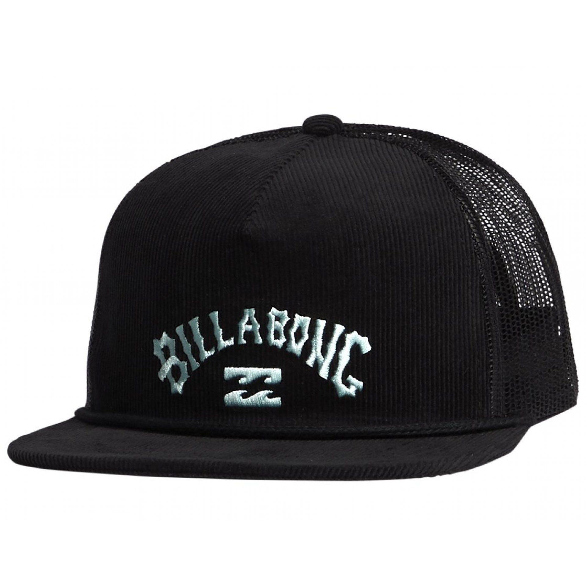 CZAPKA Z DASZKIEM BILLABONG ALLIANCE BLACK 0019