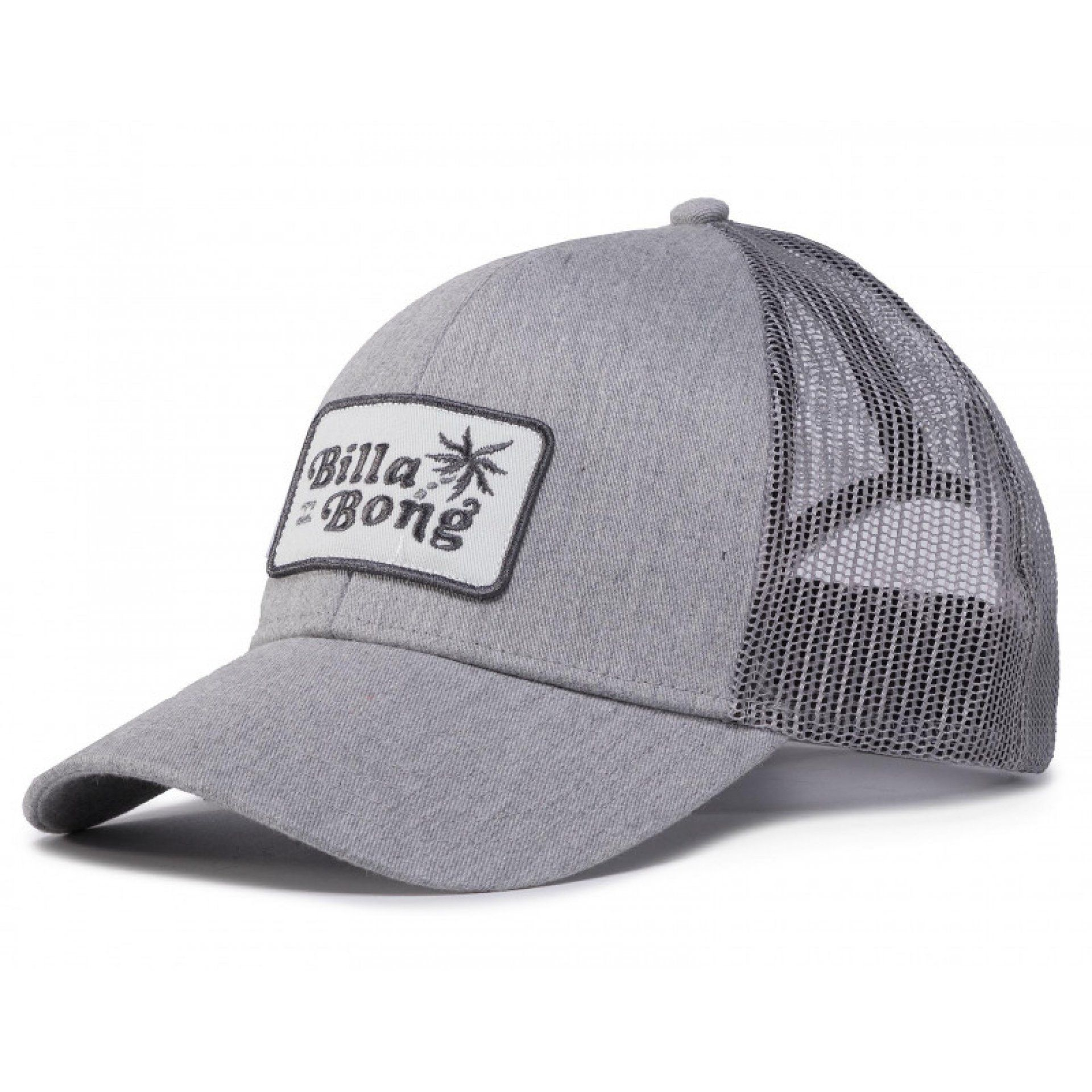 CZAPKA Z DASZKIEM BILLABONG WALLED TRUCKER 1009 HEATHER GREY