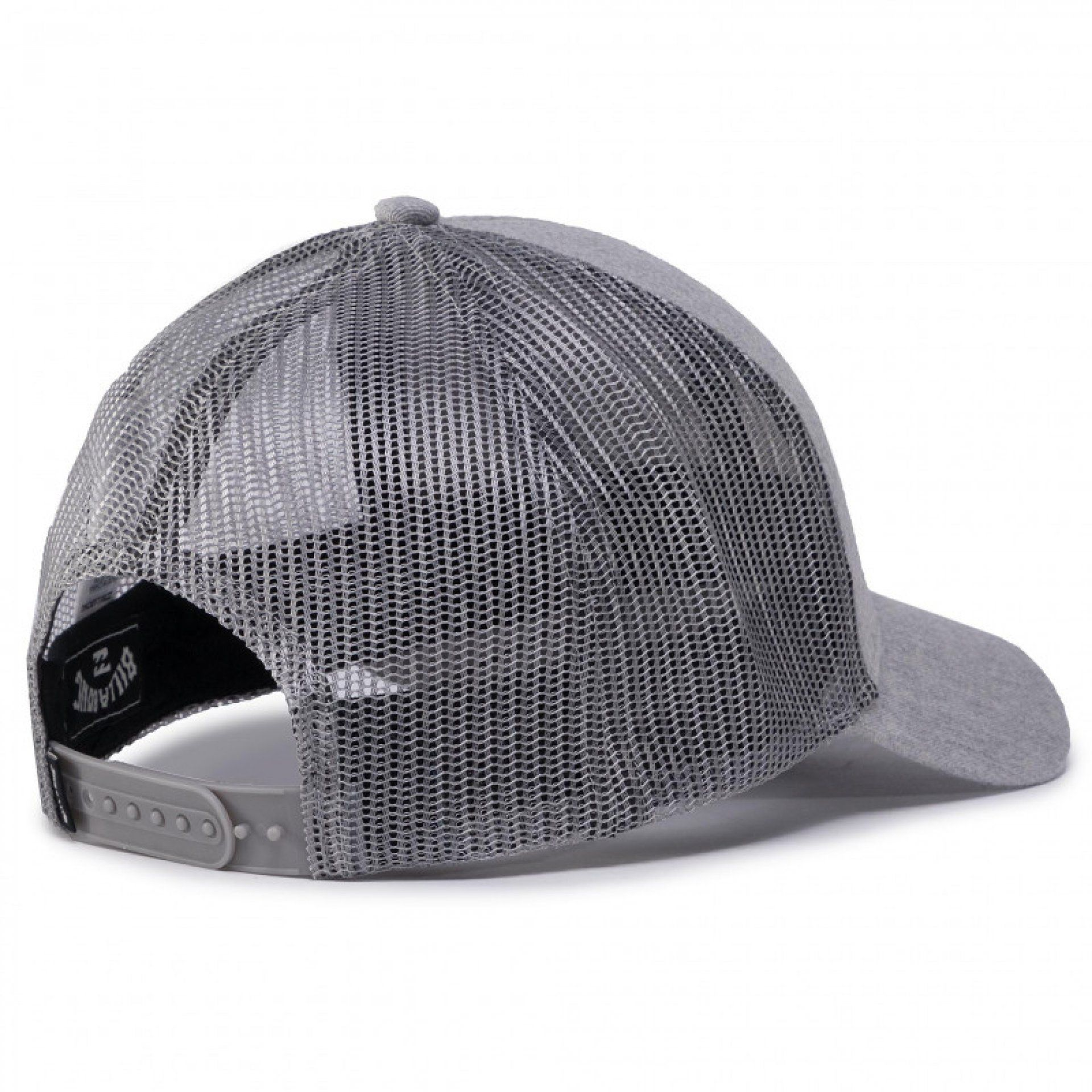 CZAPKA Z DASZKIEM BILLABONG WALLED TRUCKER 1009 HEATHER GREY TYŁ