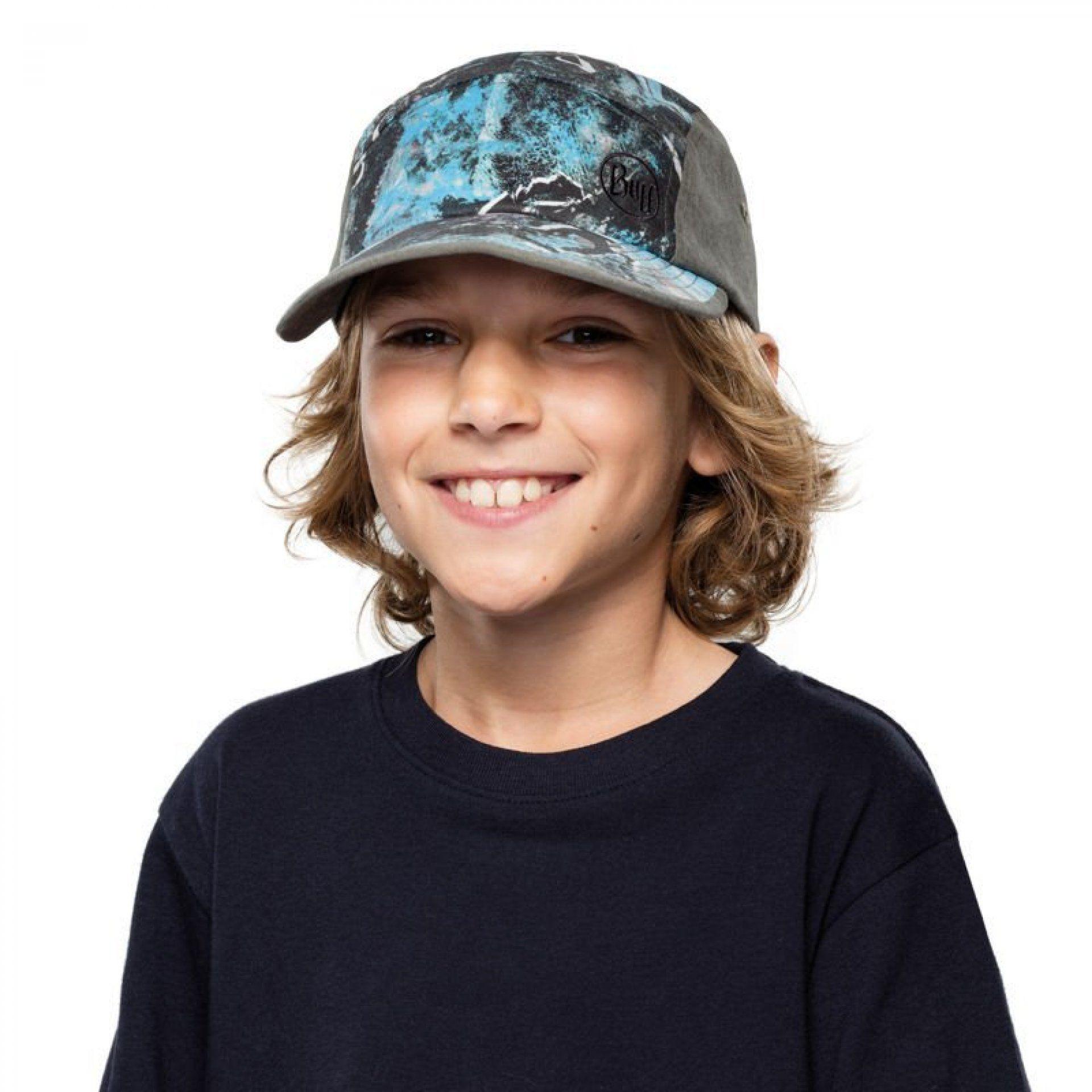 CZAPKA Z DASZKIEM BUFF 5 PANELS CAP KIDS SWAY MULTI NA MODELU