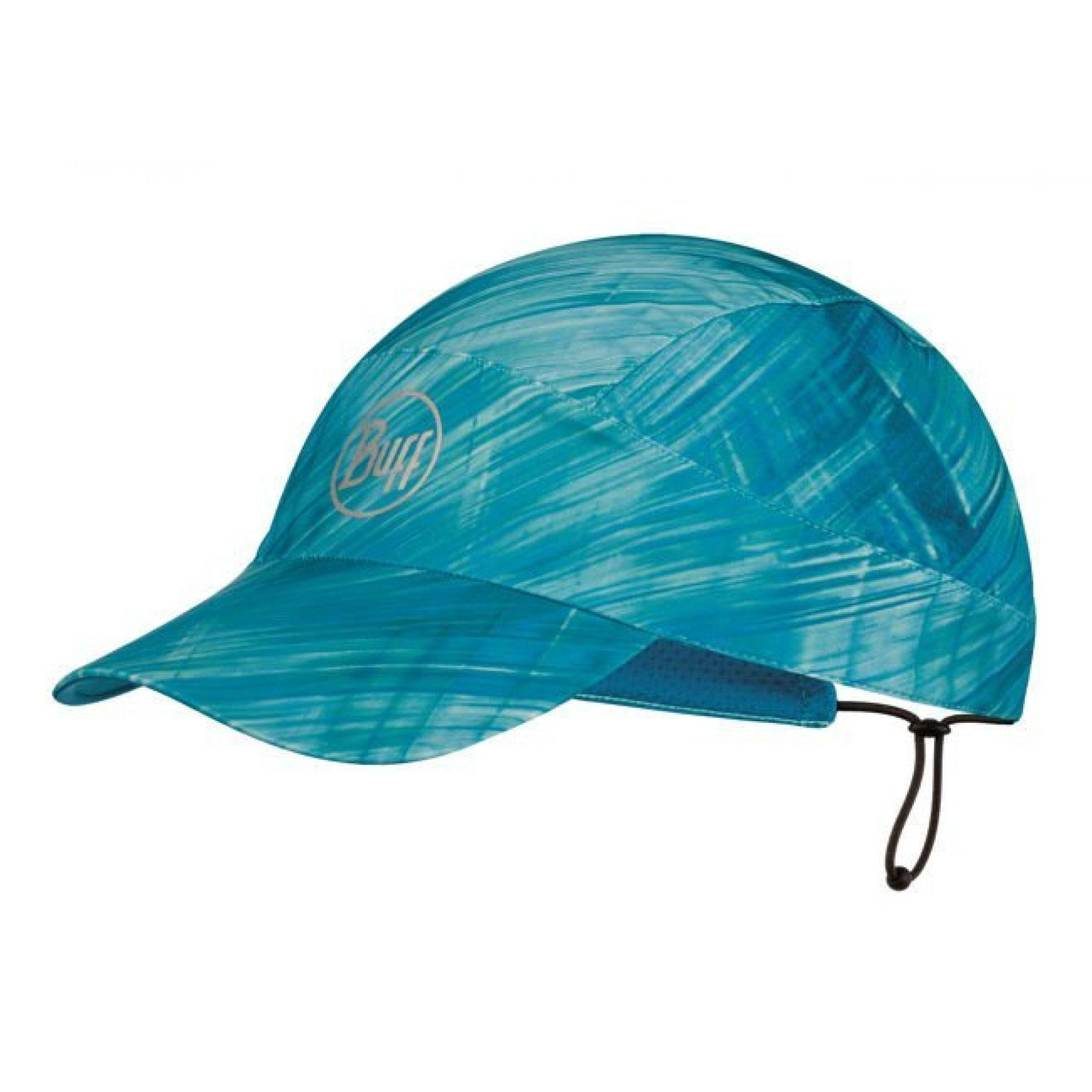 CZAPKA Z DASZKIEM BUFF PACK RUN CAP R-MAGIC TURQUOISE