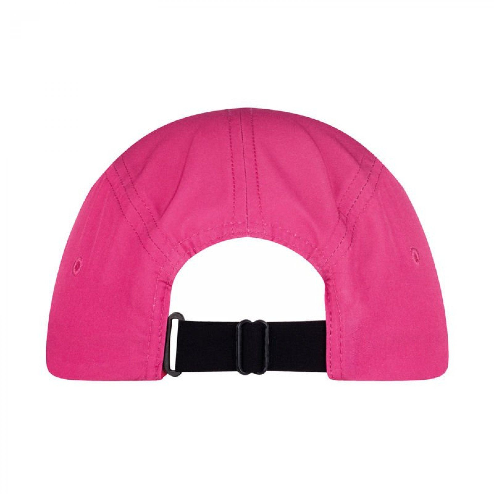 CZAPKA Z DASZKIEM BUFF RUN CAP B-MAGIC PINK TYŁ