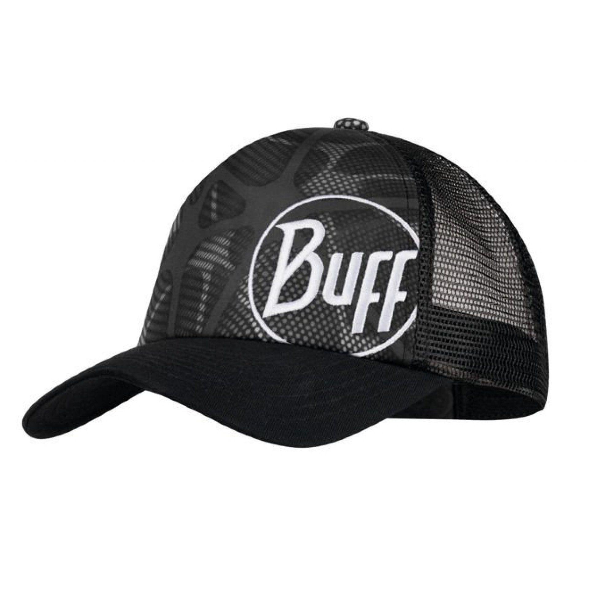 CZAPKA Z DASZKIEM BUFF TRUCKER CAP APE-X BLACK