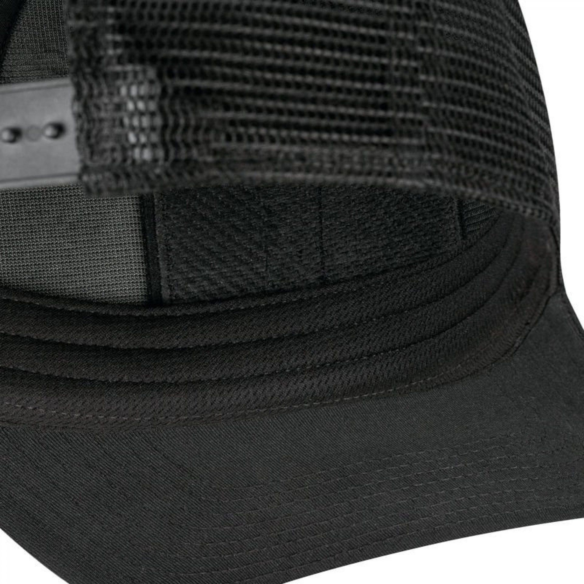 CZAPKA Z DASZKIEM BUFF TRUCKER CAP JASUM BLACK WEWNĄTRZ