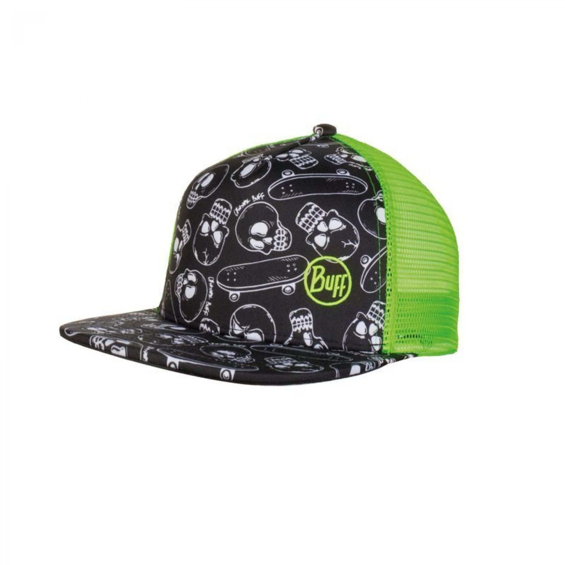 CZAPKA Z DASZKIEM BUFF TRUCKER CAP KIDS BONE MULTI