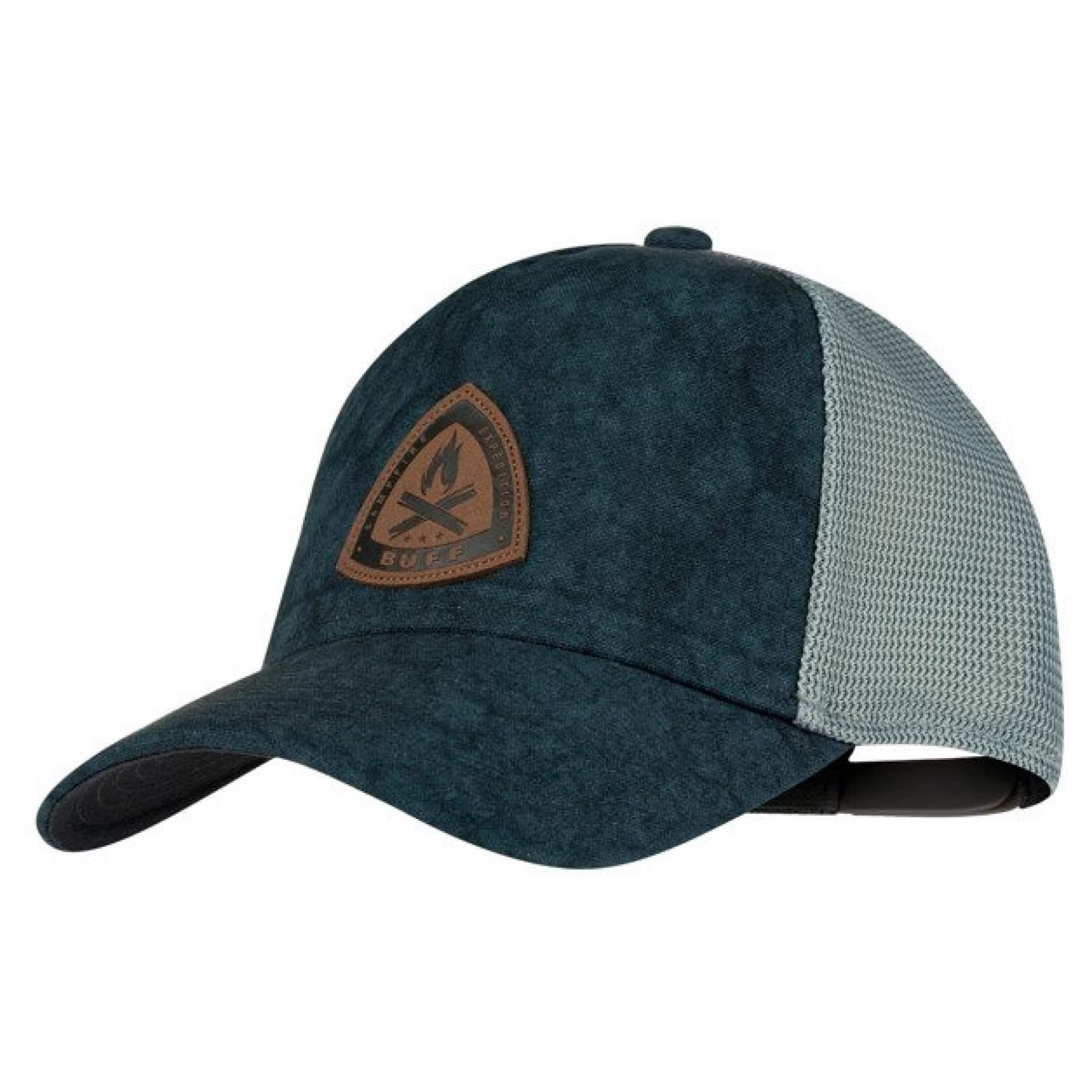 CZAPKA Z DASZKIEM BUFF TRUCKER CAP LOWNEY BLUE