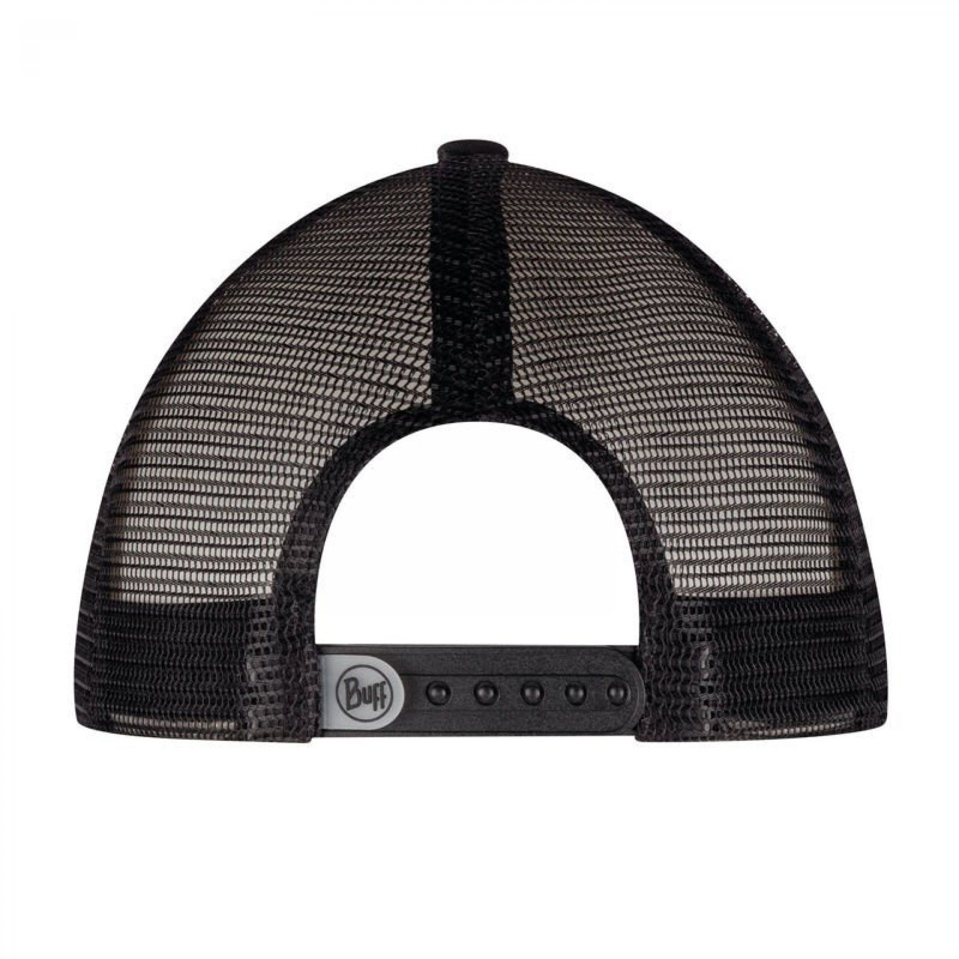 CZAPKA Z DASZKIEM BUFF TRUCKER CAP TABLE MOUNTAIN BLACK TYŁ