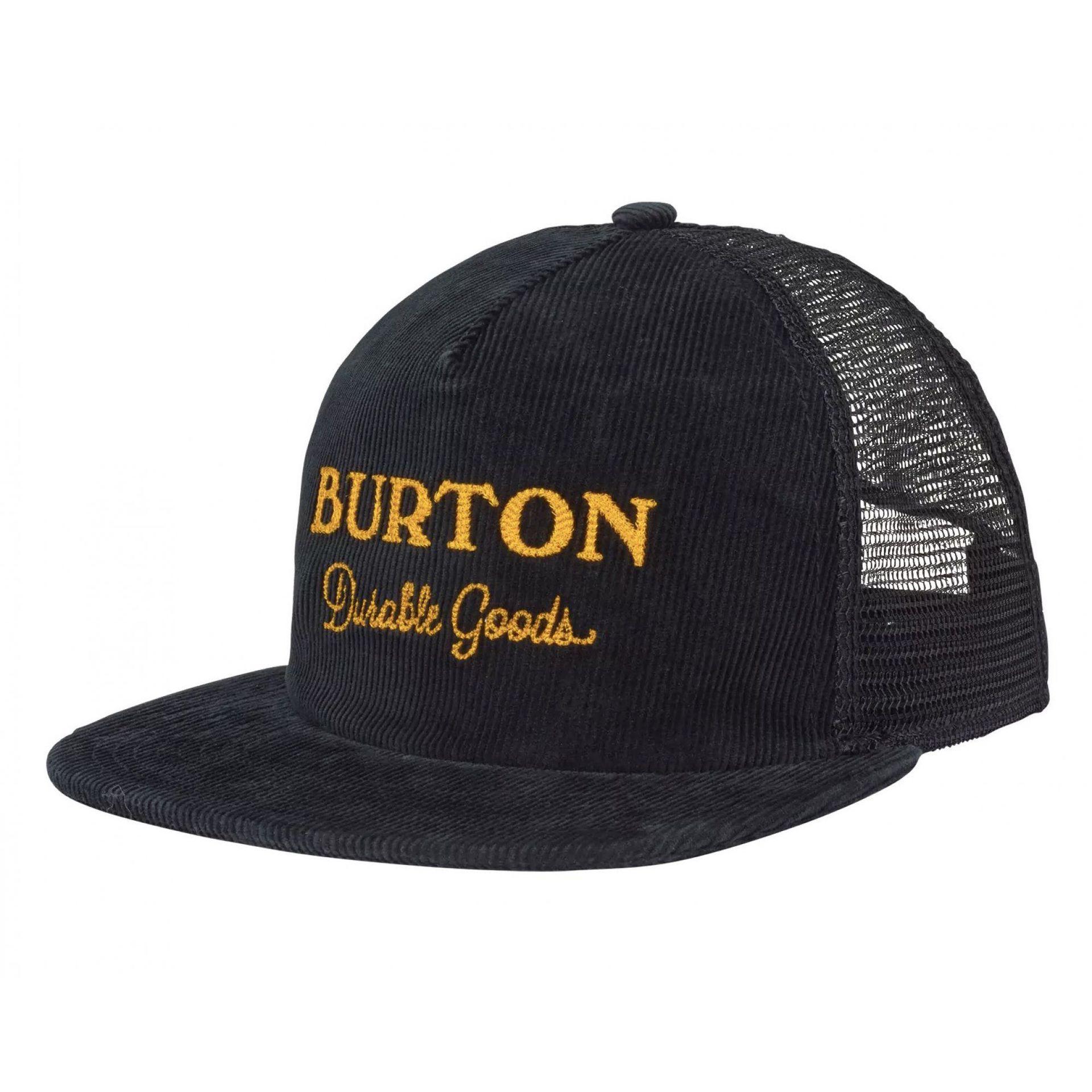 CZAPKA Z DASZKIEM BURTON DURABLE GOODS TRUE BLACK