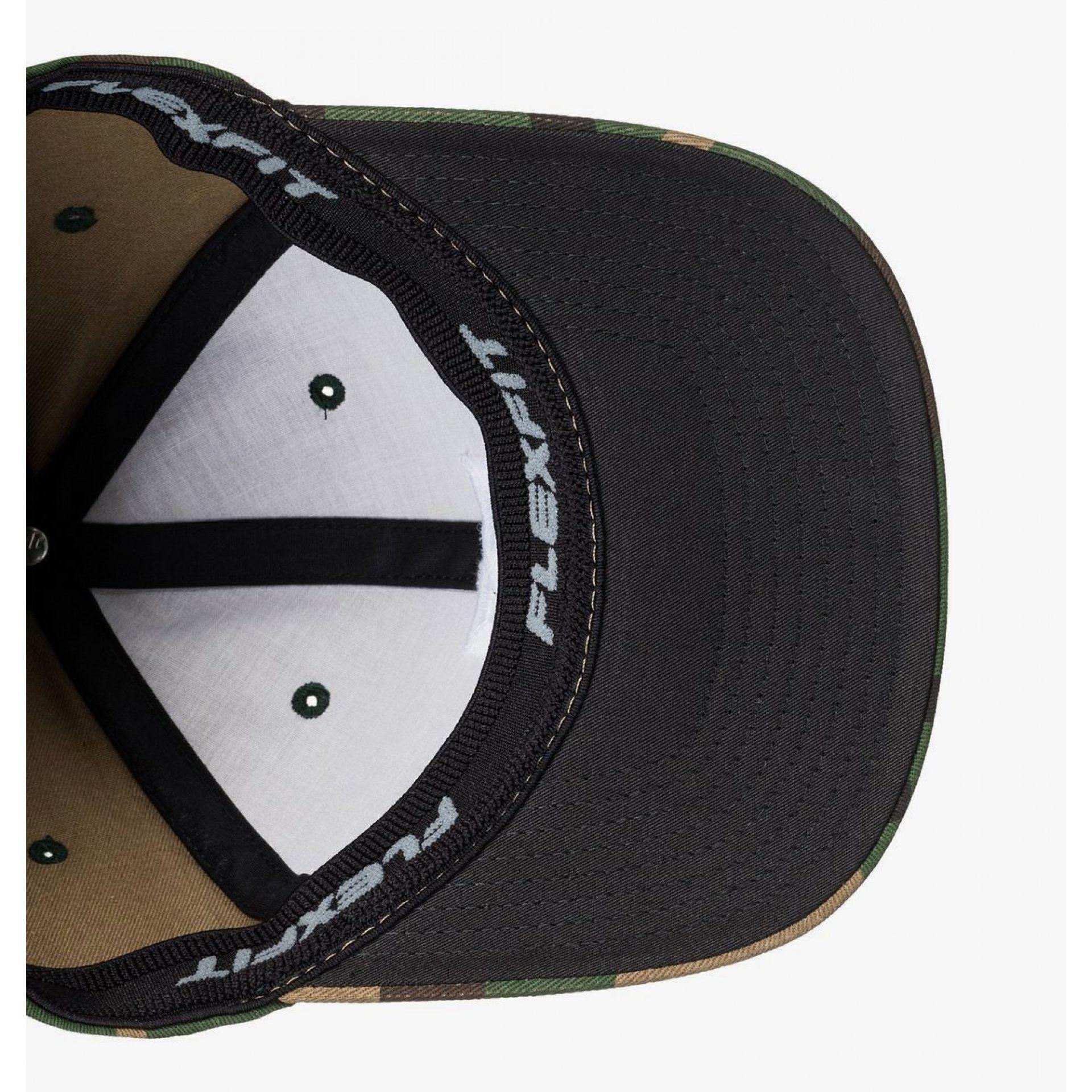 CZAPKA Z DASZKIEM DC CAP STAR 55300096 CAMO CRA0 DASZEK