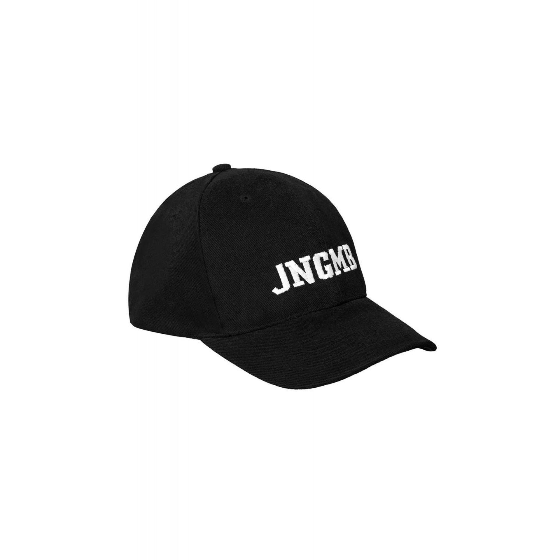 CZAPKA Z DASZKIEM JUNGMOB JNGMB BLACK 1