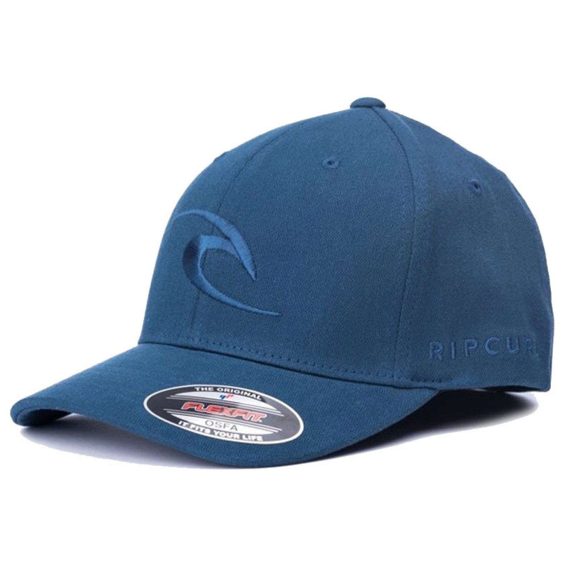 CZAPKA Z DASZKIEM RIP CURL TEPAN CURVE PEAK CAP CCANW1 70 BLUE