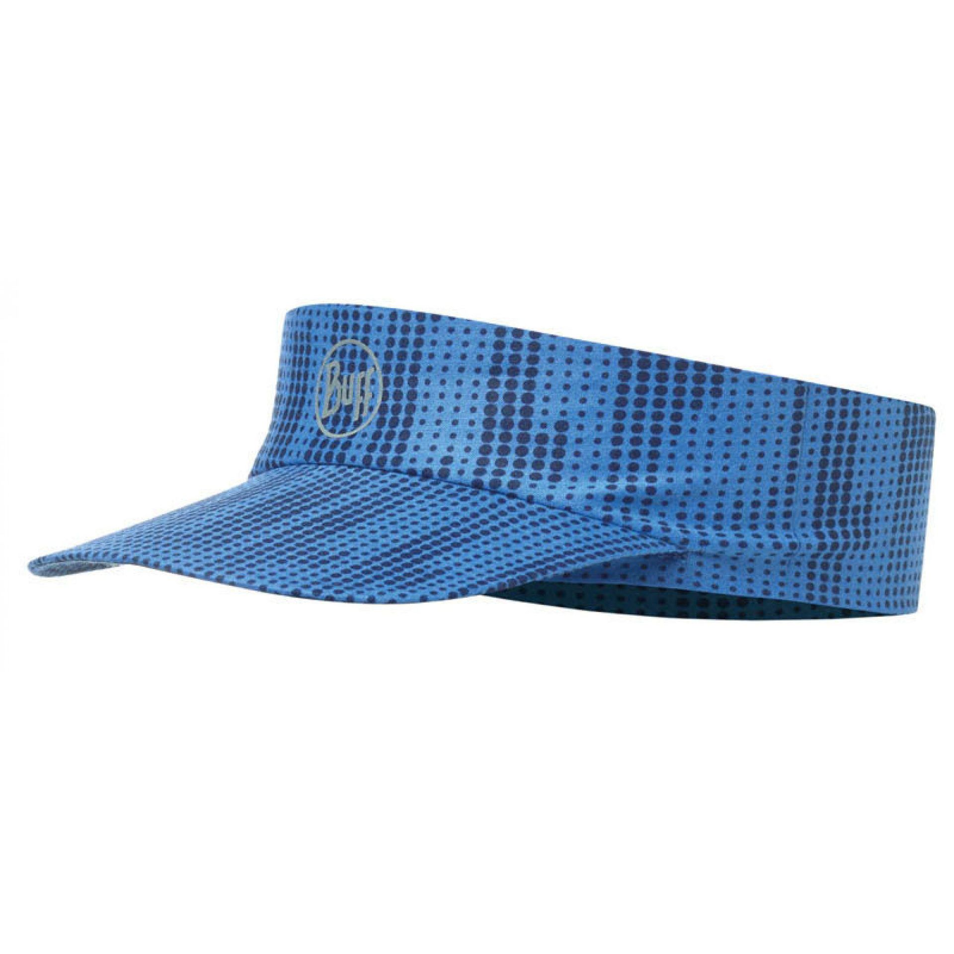 DASZEK BUFF PACK RUN VISOR R-DEEP LOGO DARK NAVY