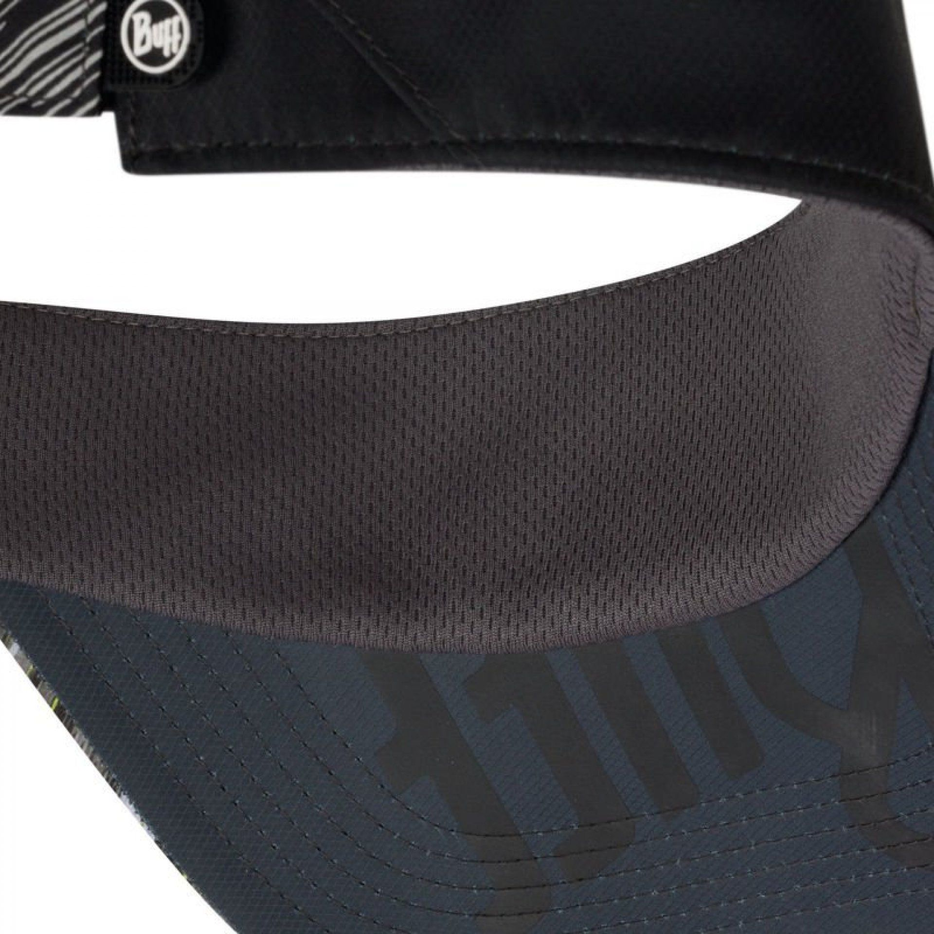 DASZEK BUFF VISOR R-B-MAGIC GREY WEWNĄTRZ