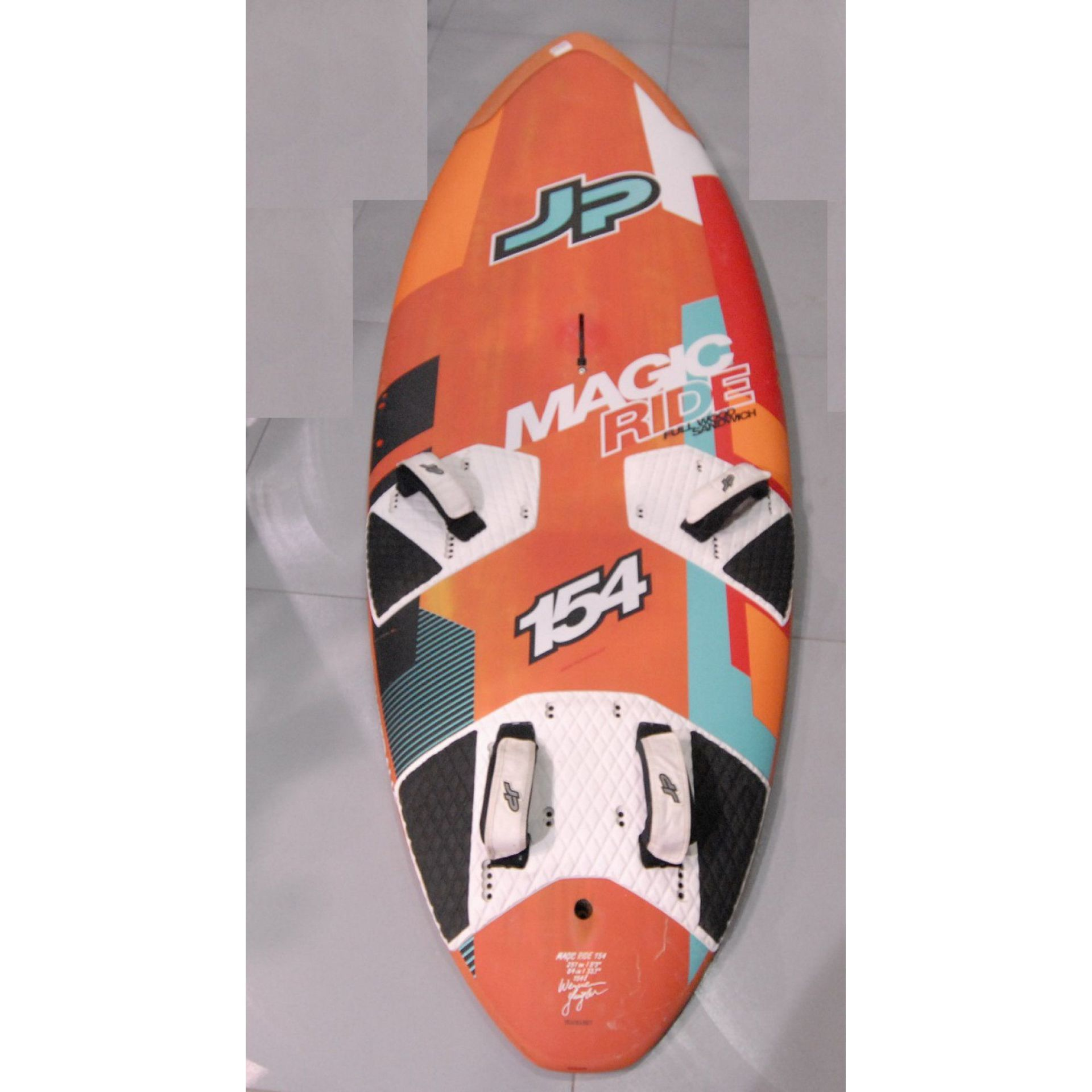 DESKA JP MAGIC RIDE FWS 154 - UŻYWANA FREERIDE (1715401)