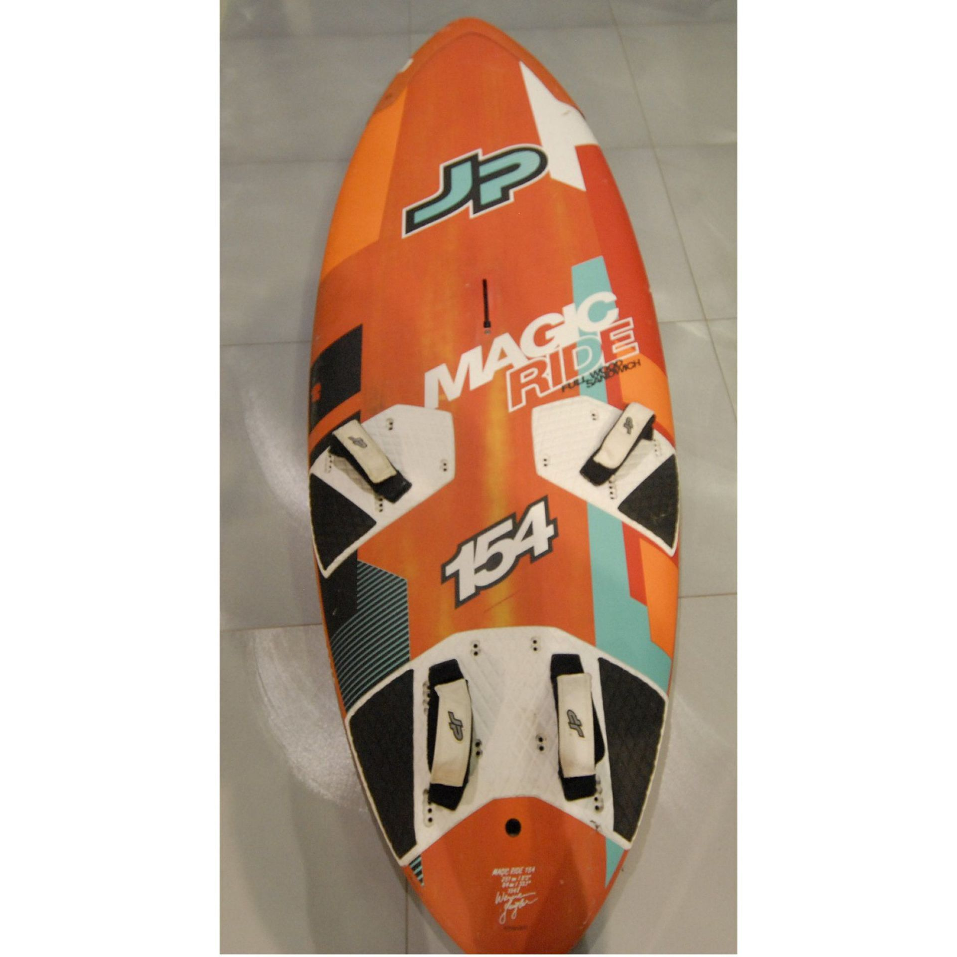 DESKA JP MAGIC RIDE FWS 154 - UŻYWANA FREERIDE (1715411)