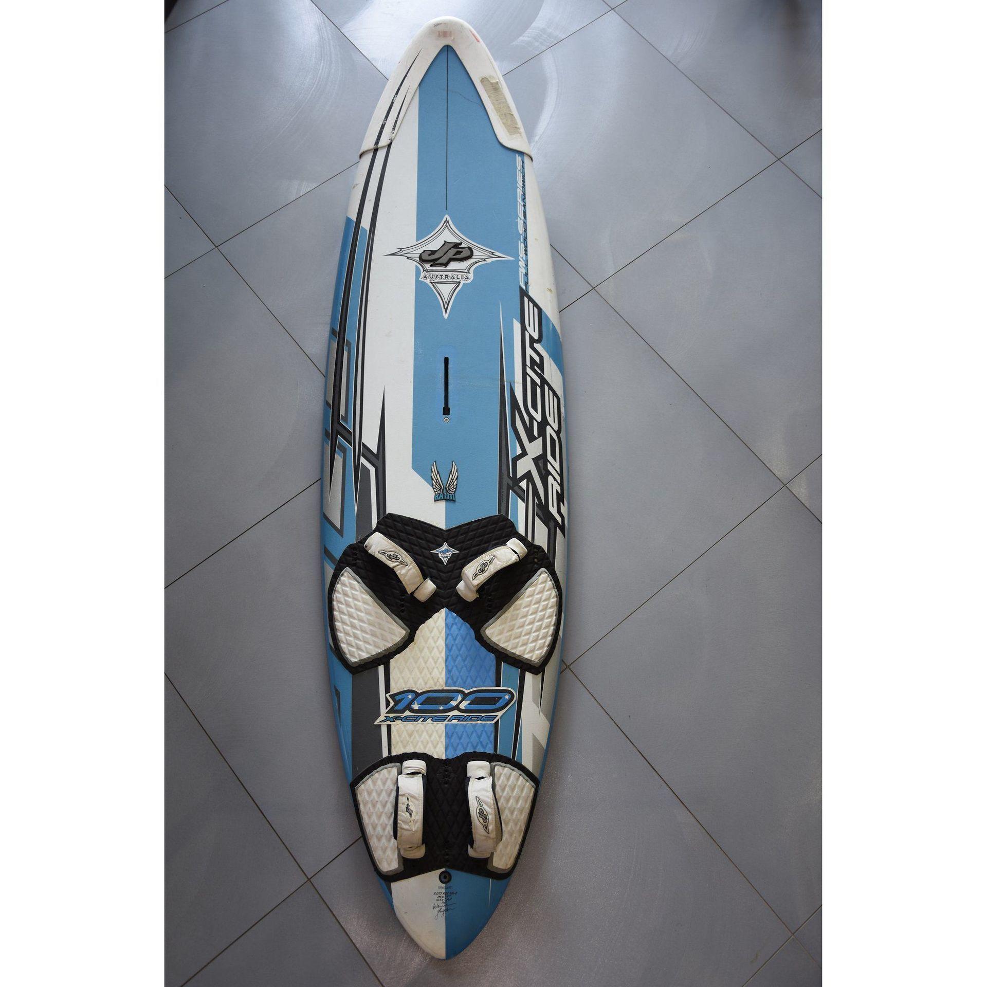 DESKA JP X-CITE RIDE II 2009 100