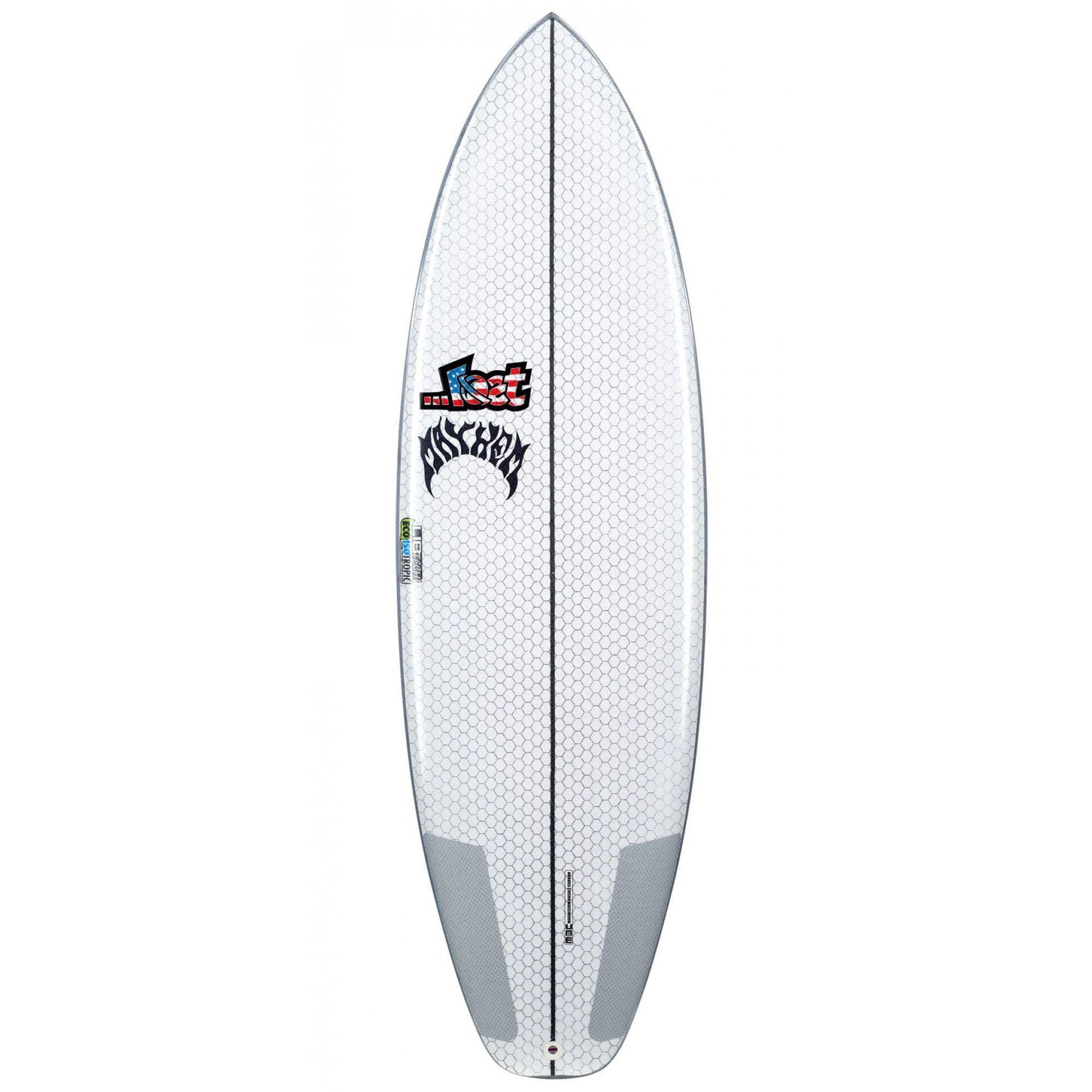 DESKA SURFINGOWA LIB TECH LOST SHORT ROUND 1