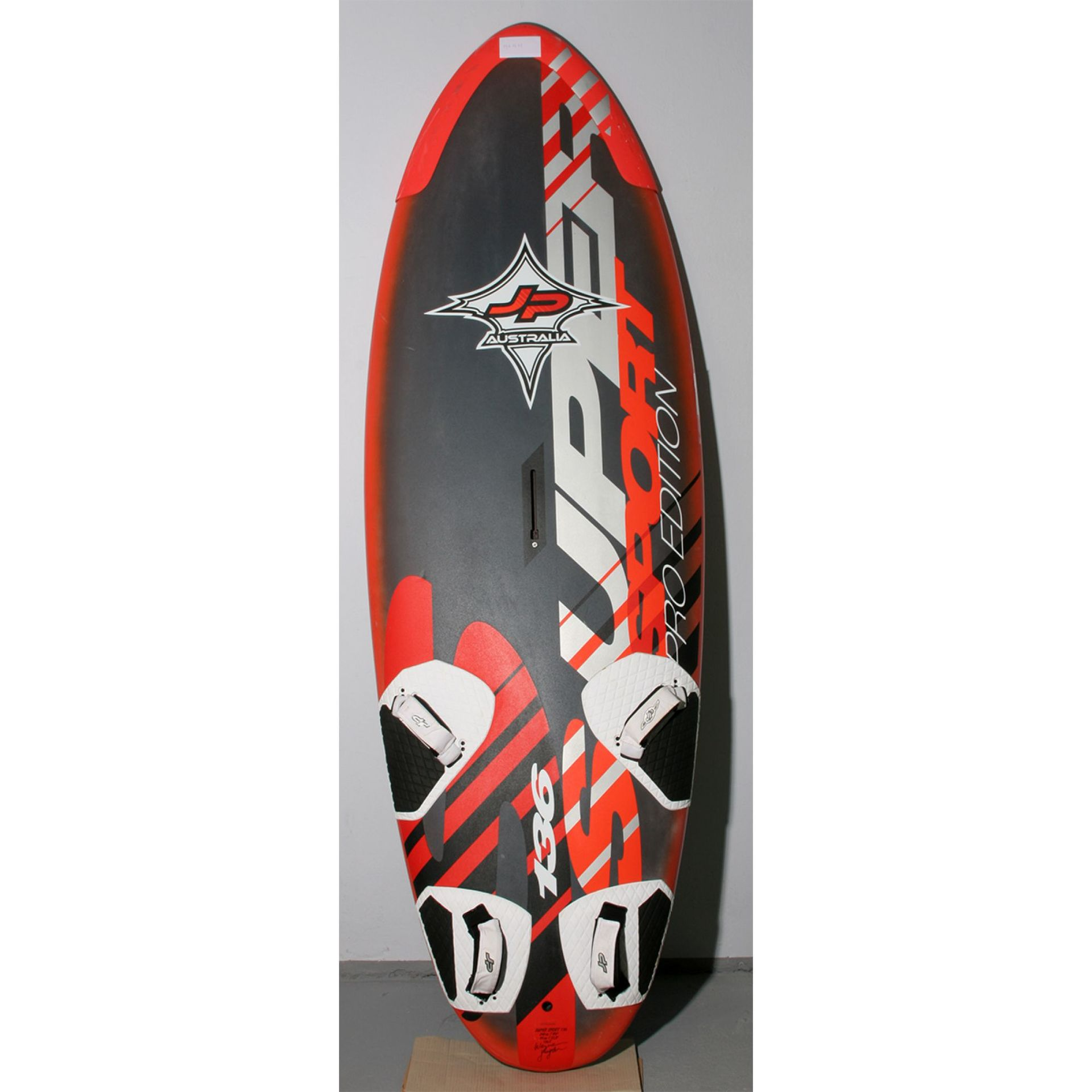 DESKA WINDSURFINGOWA JP # SUPERSPORT # CARBON KEVLAR 136