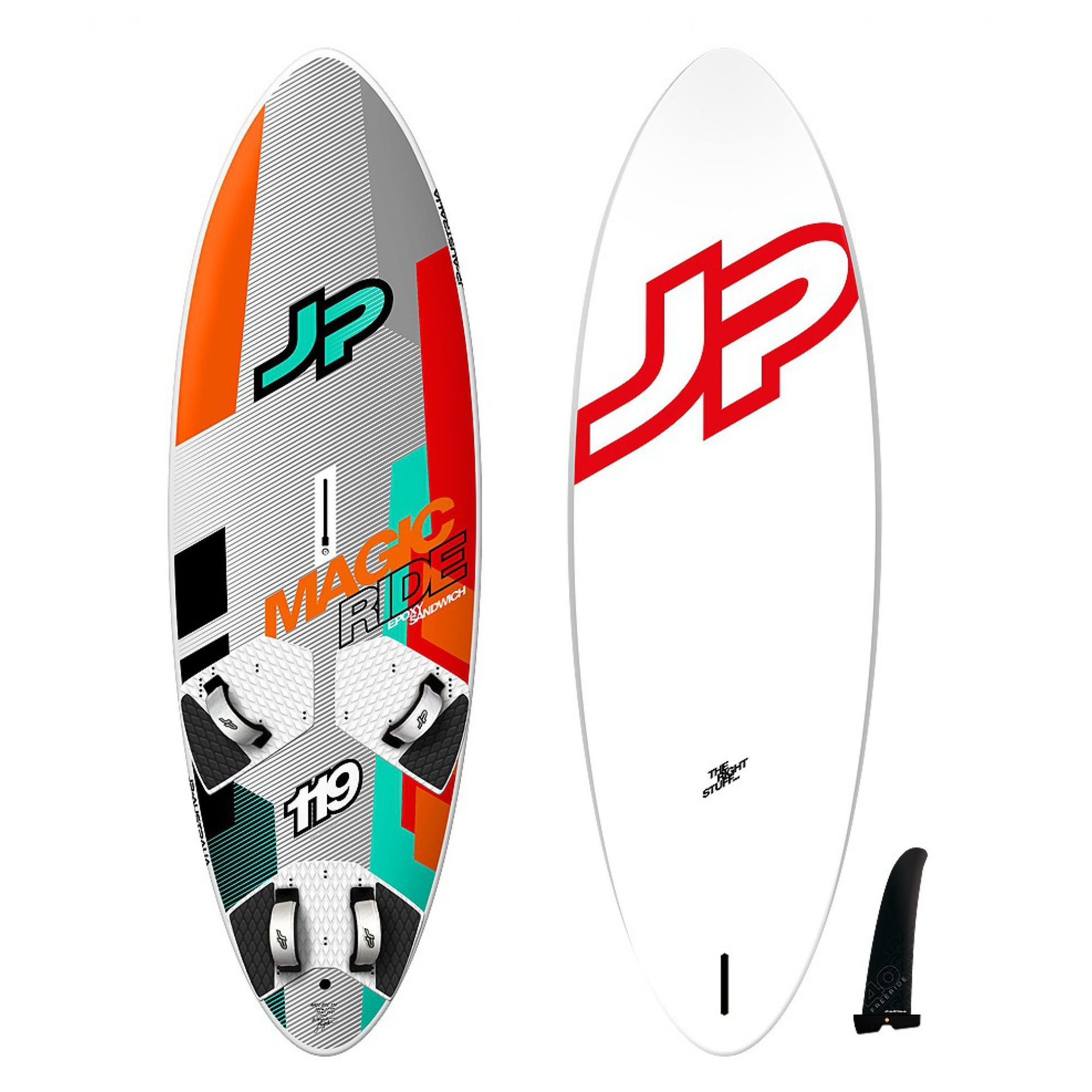 DESKA WINDSURFINGOWA JP MAGIC RIDE ES