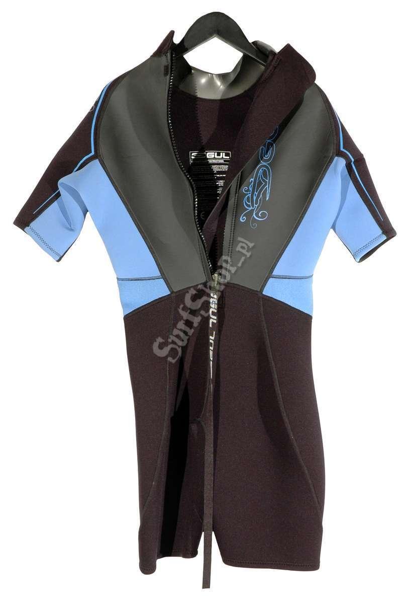 PIANKA NEOPRENOWA GUL 3 2 MM#RE 3307#2009 BLACK BLUE
