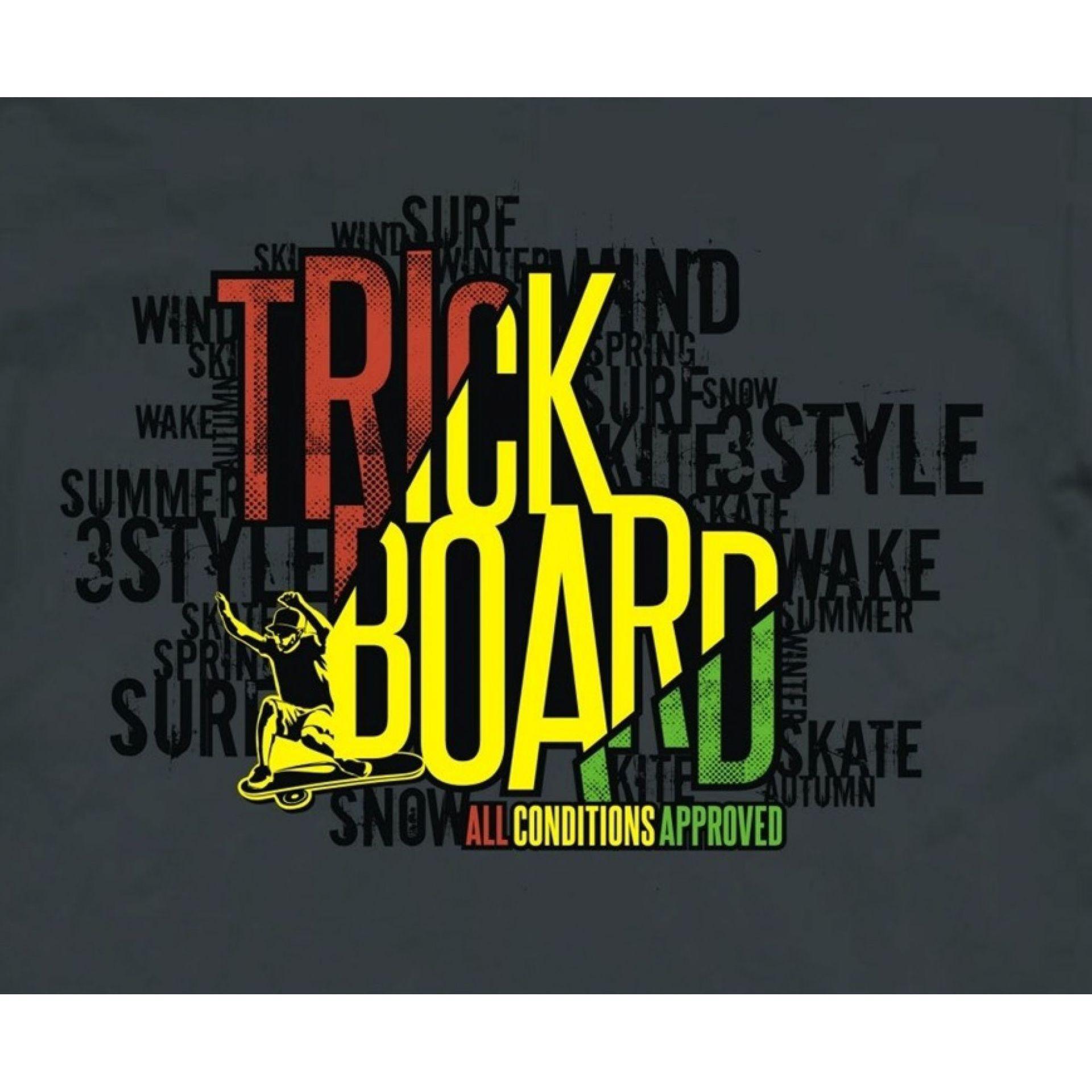 TRICKBOARD MIYO PRO grafika