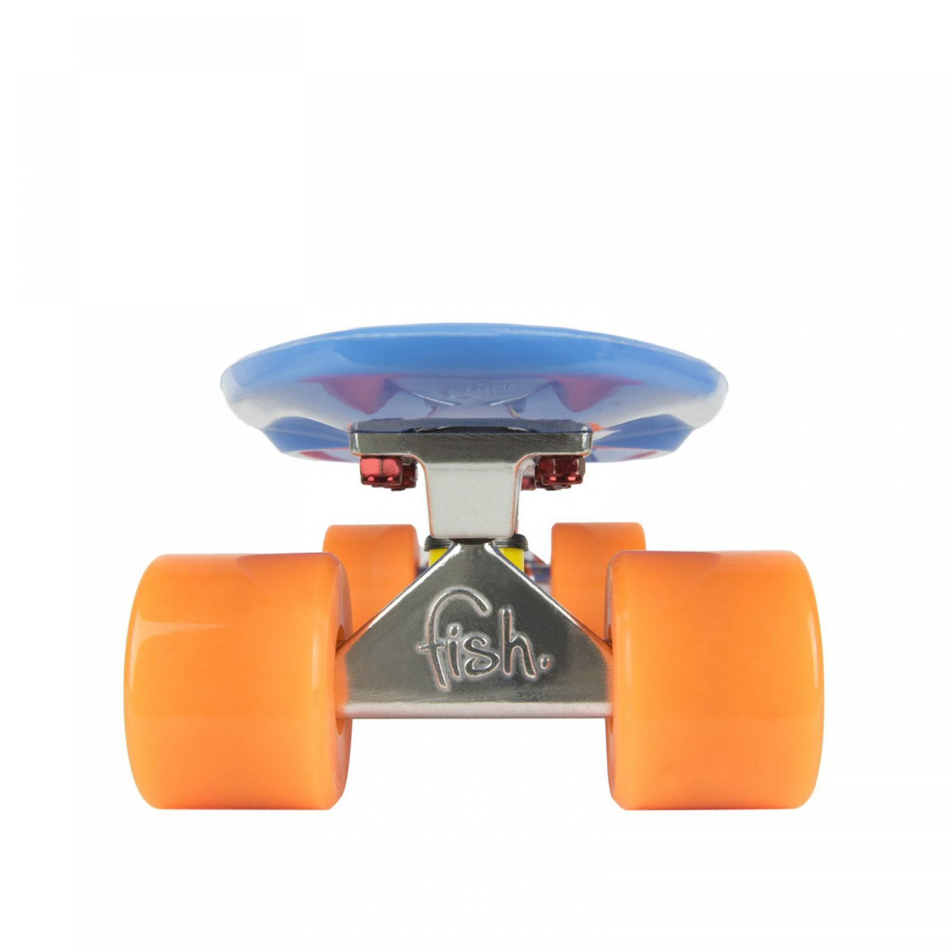FISHBOARD FISH SKATEBOARDS BLUE|SILVER|ORANGE 1