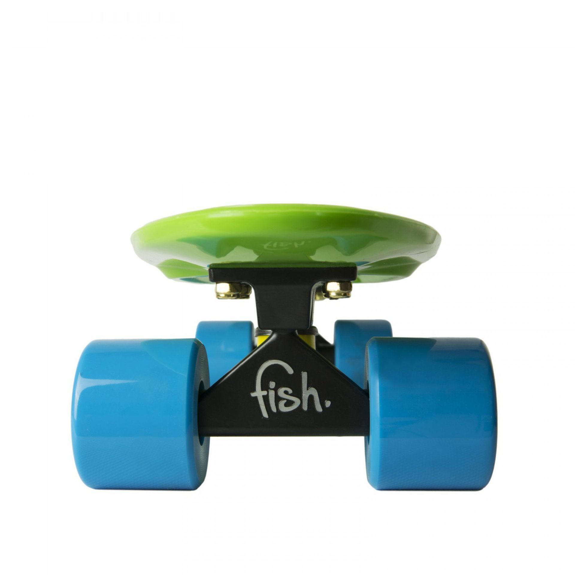 FISHBOARD FISH SKATEBOARDS CLASSIC GREEN|BLACK|BLUE 2