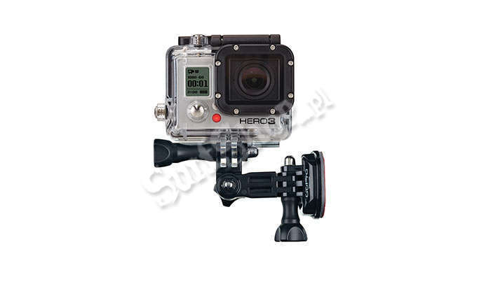 GOPRO HERO3#SIDE MOUNT#2013