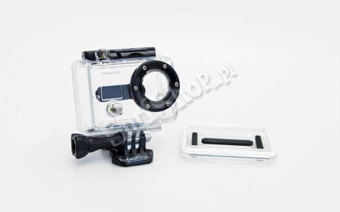 OBUDOWA GO PRO#HD REPLACEMENT HOUSING#