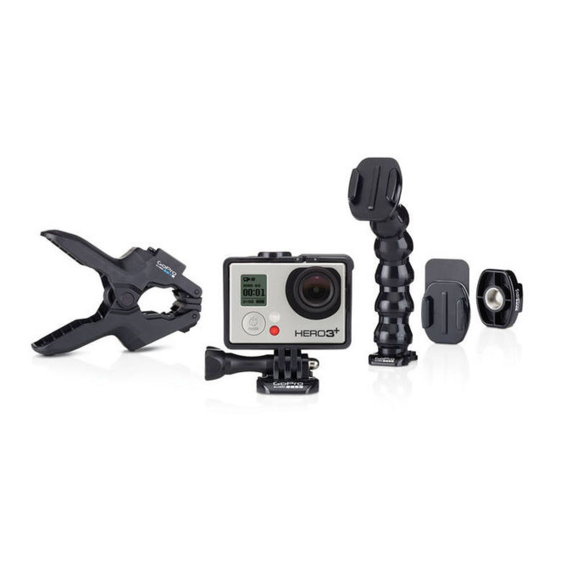 KAMERA GO PRO HERO 3+ BLACK EDITION MUSIC