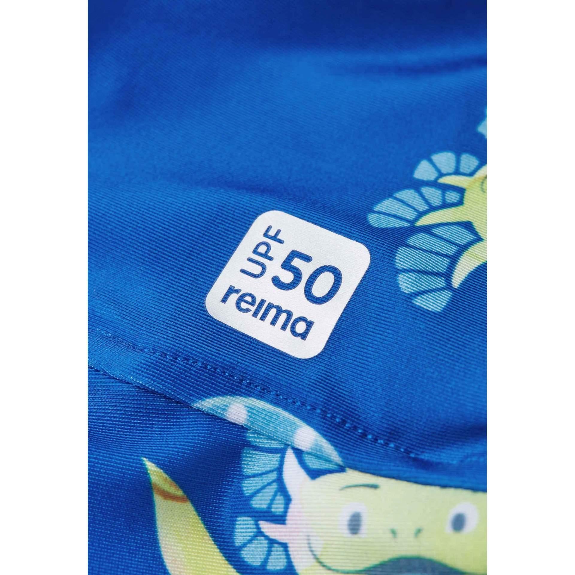 KAPELUSZ REIMA KILPIKONNA 6683 BLUE UPF