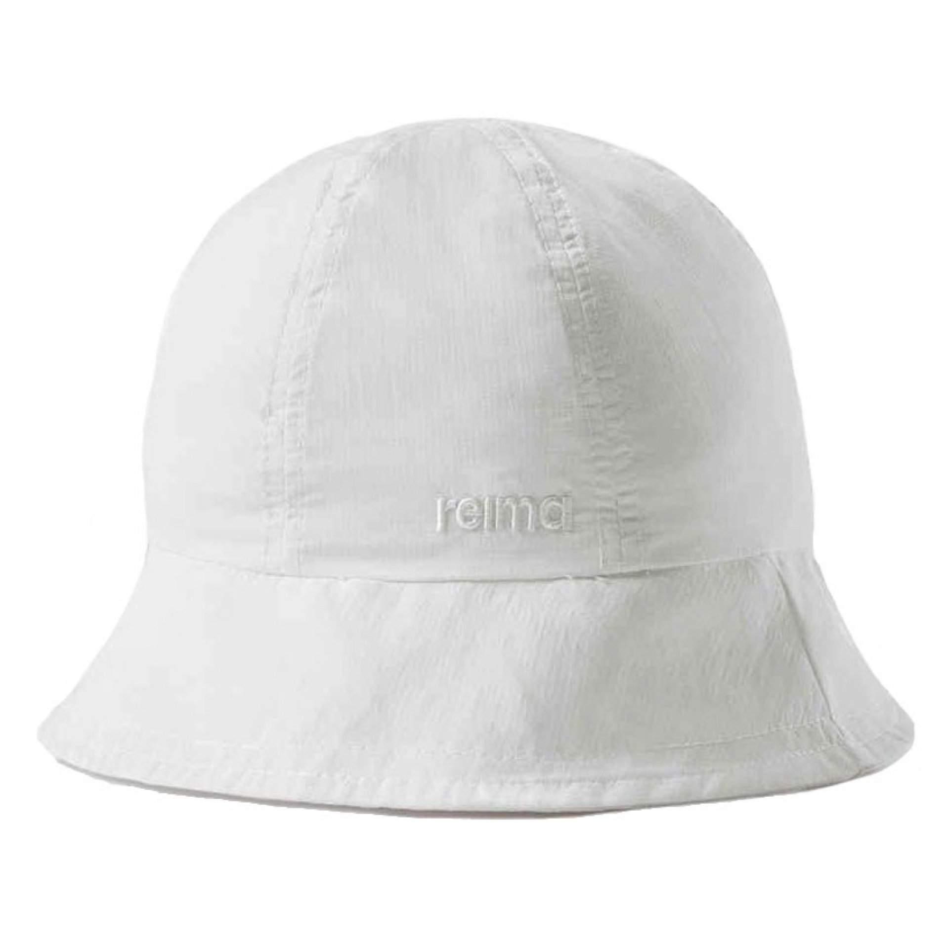 KAPELUSZ REIMA NUPU 528690 0100 WHITE