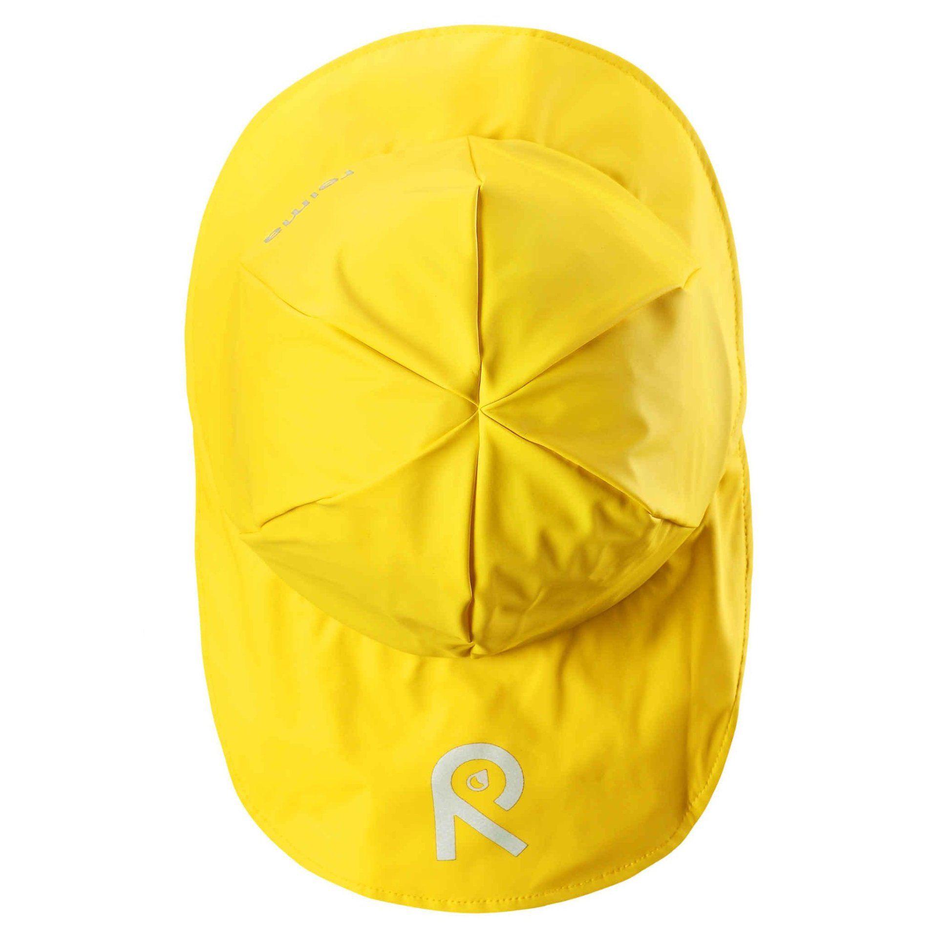 KAPELUSZ REIMA RAINY 528409-2350 YELLOW Z GÓRY