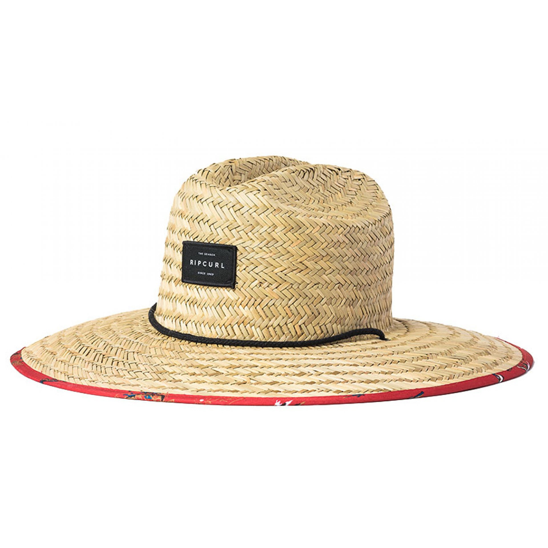 KAPELUSZ RIP CURL SUNNY DAYS HAT CHAAD4 40 RED