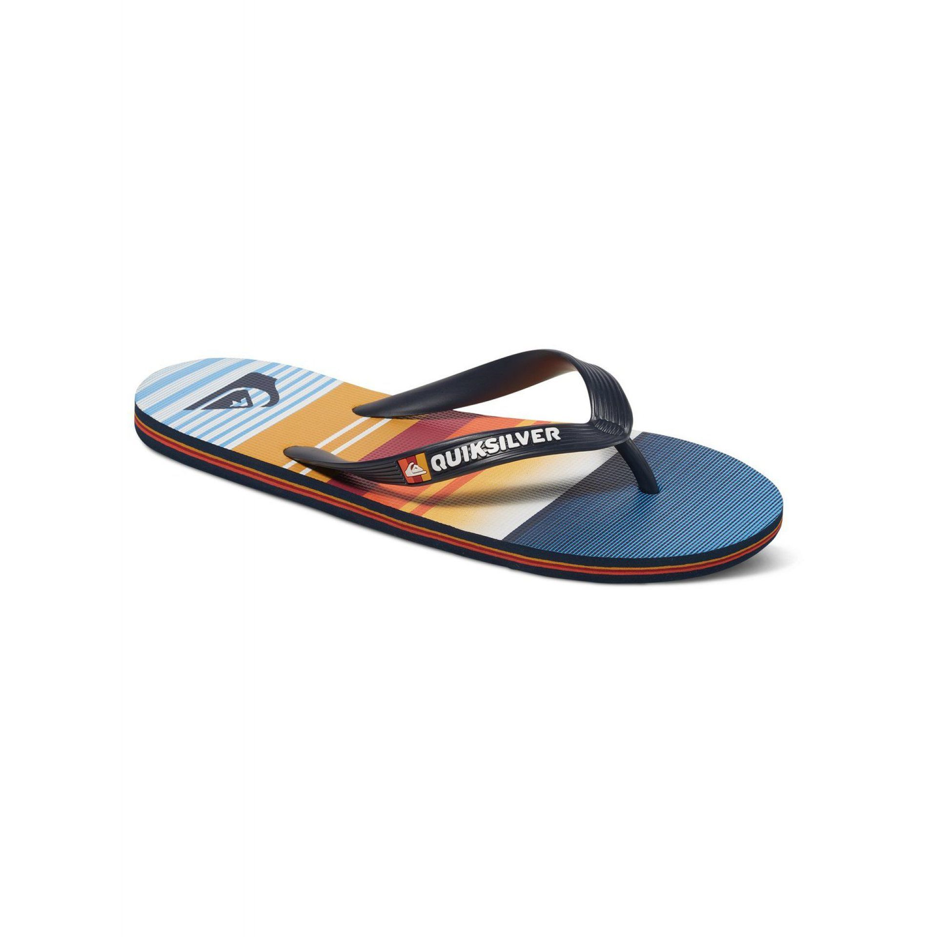 KLAPKI QUIKSILVER MOLOKAI EVERYDAY STRIPE XBBN 1