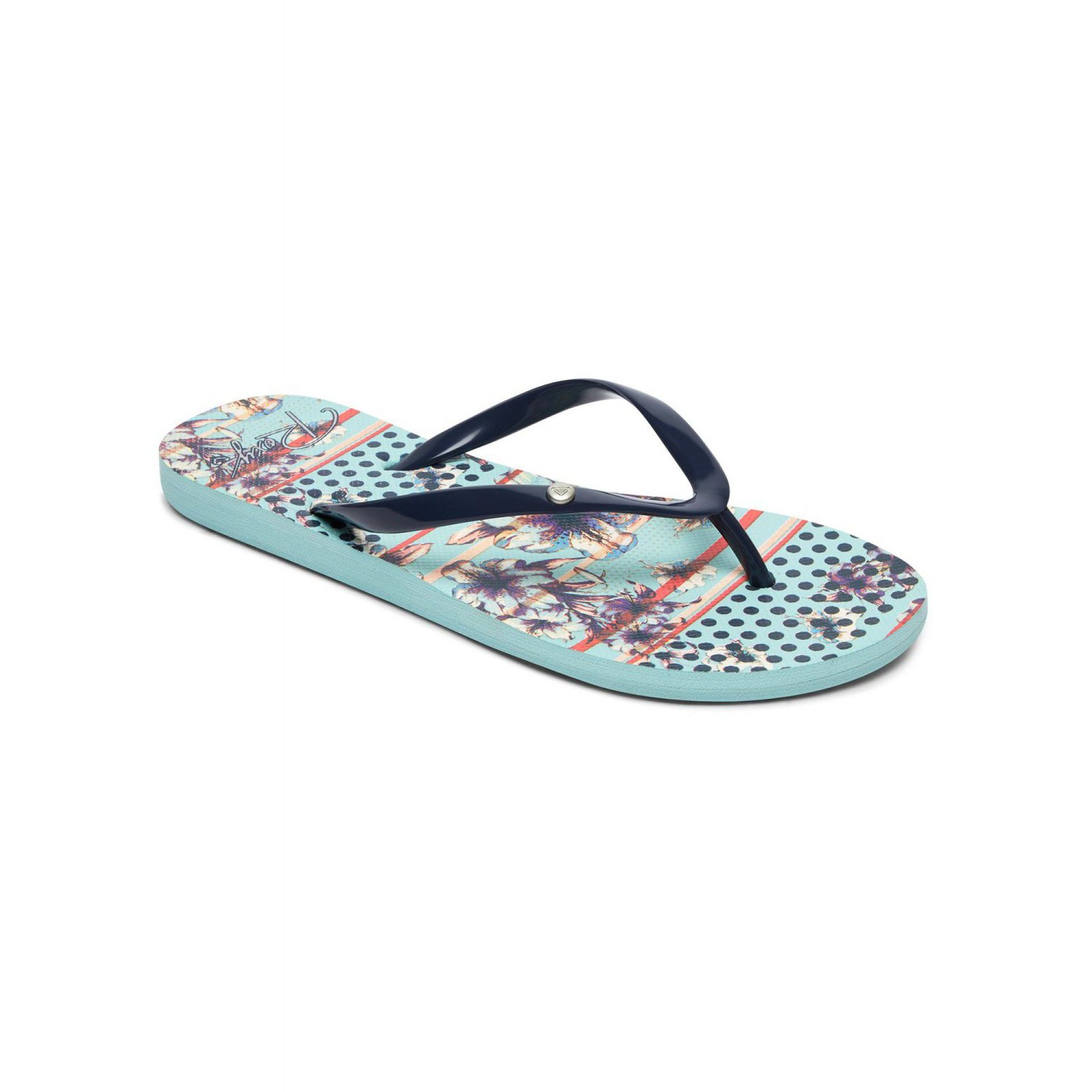 KLAPKI ROXY PORTOFINO LIGHT BLUE