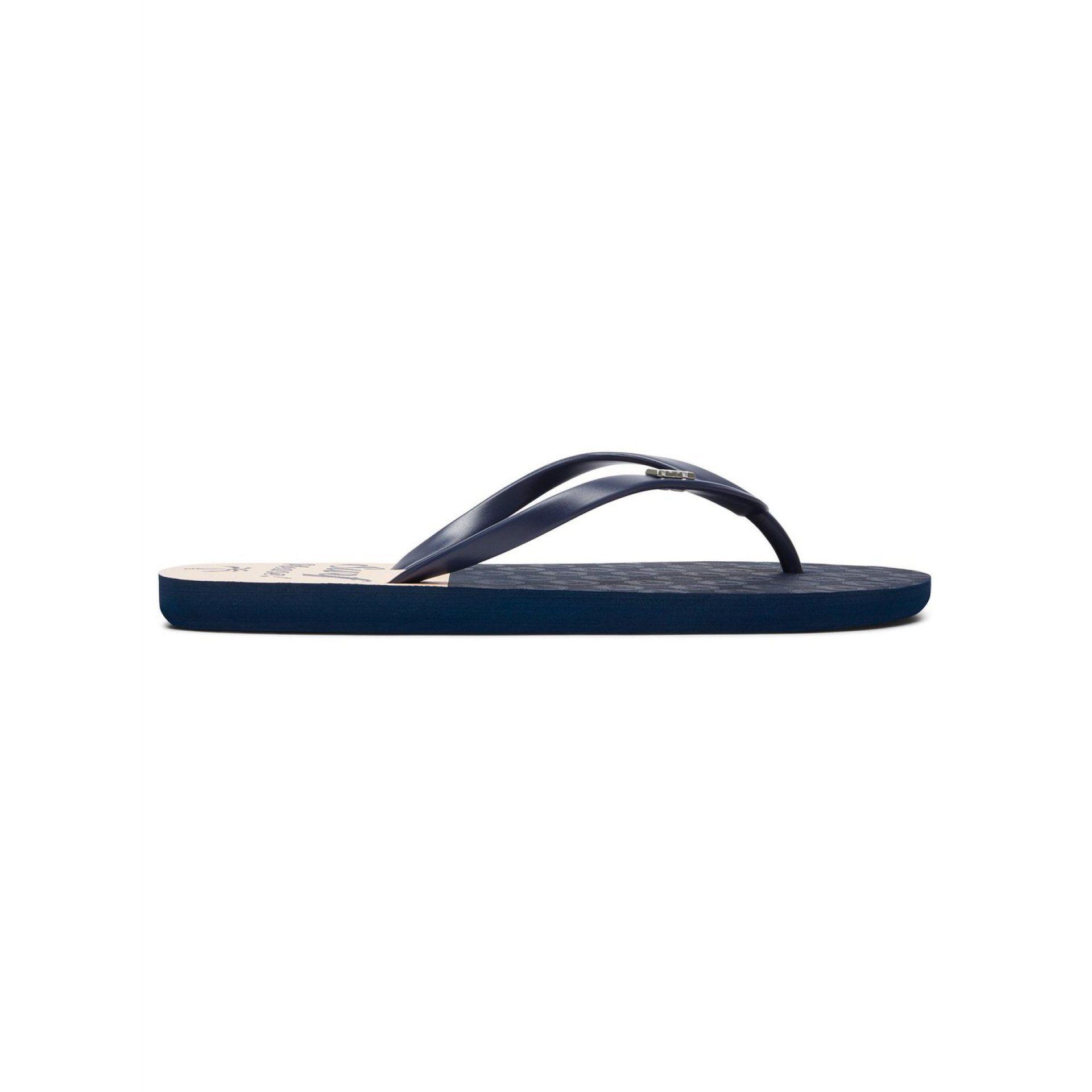 KLAPKI ROXY VIVA STAMP  NAUTICAL BLUE 1