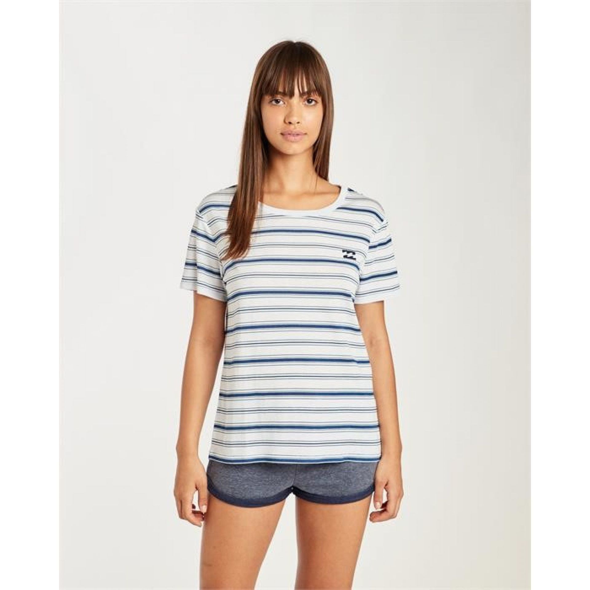 KOSZULKA BILLABONG BEACH DAY BLUE STRIPES