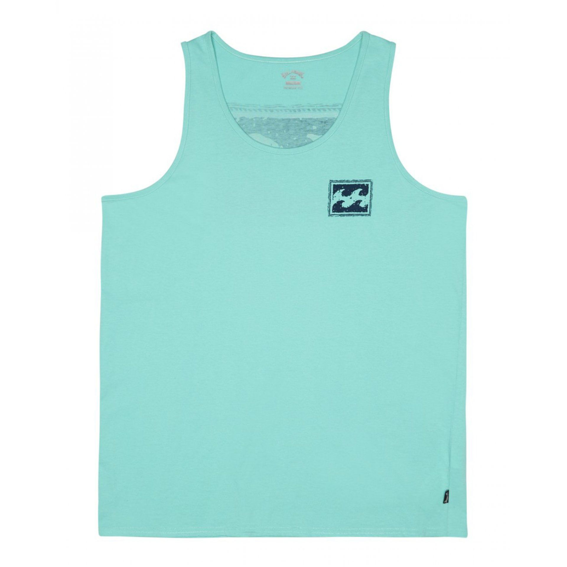 KOSZULKA BILLABONG WARCHILD S1SG08BIP0 1694 LIGHT AQUA