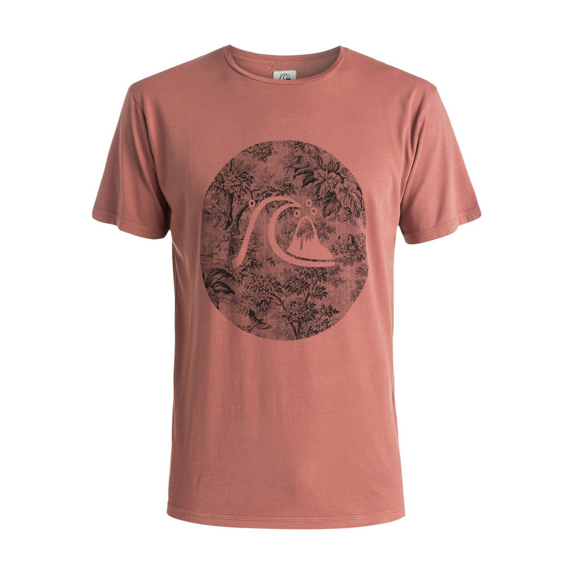 KOSZULKA QUIKSILVER GARMENT DYED SUNSET TUNELS CPS0 2