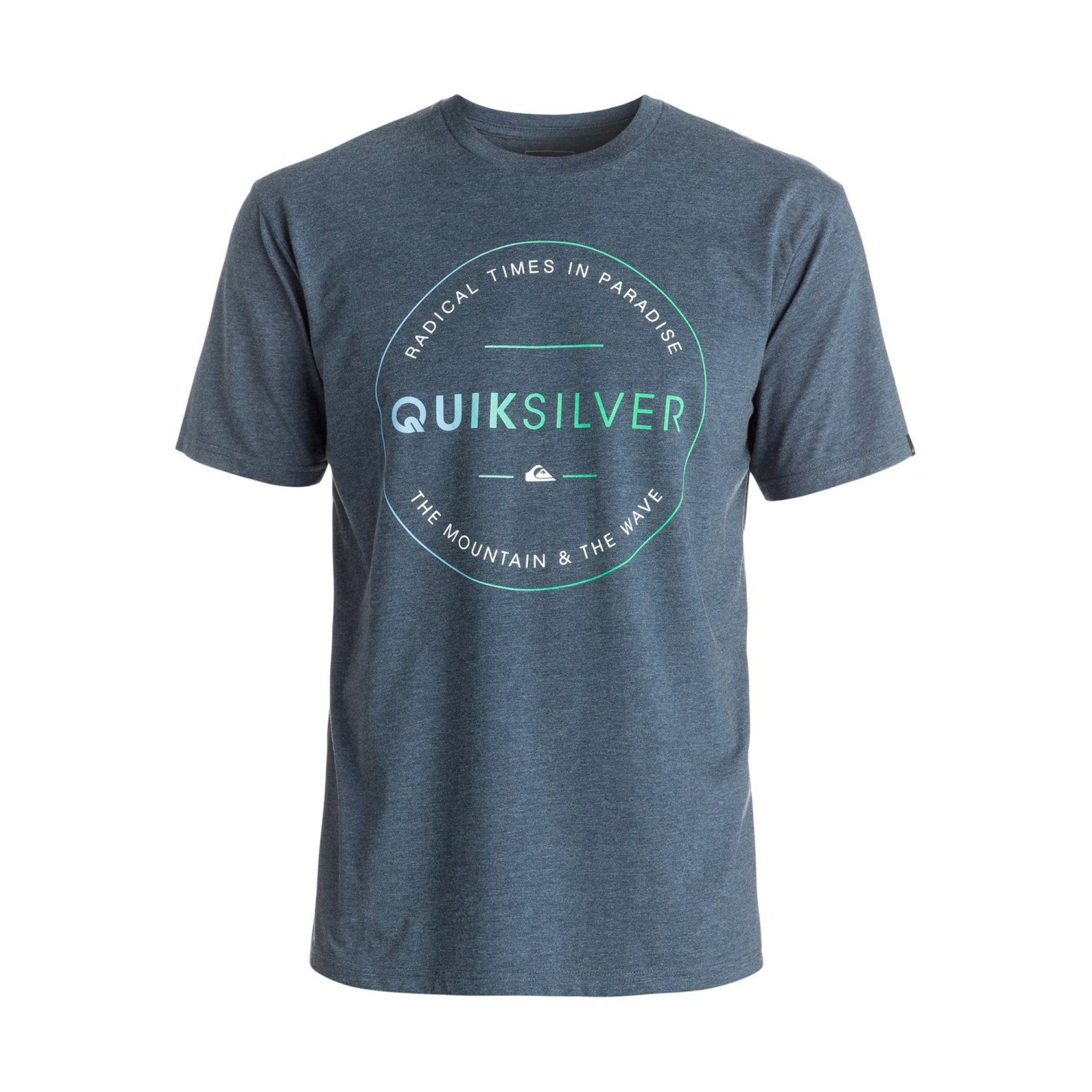 KOSZULKA QUIKSILVER HEATHER TEE FREE ZONE BRQH