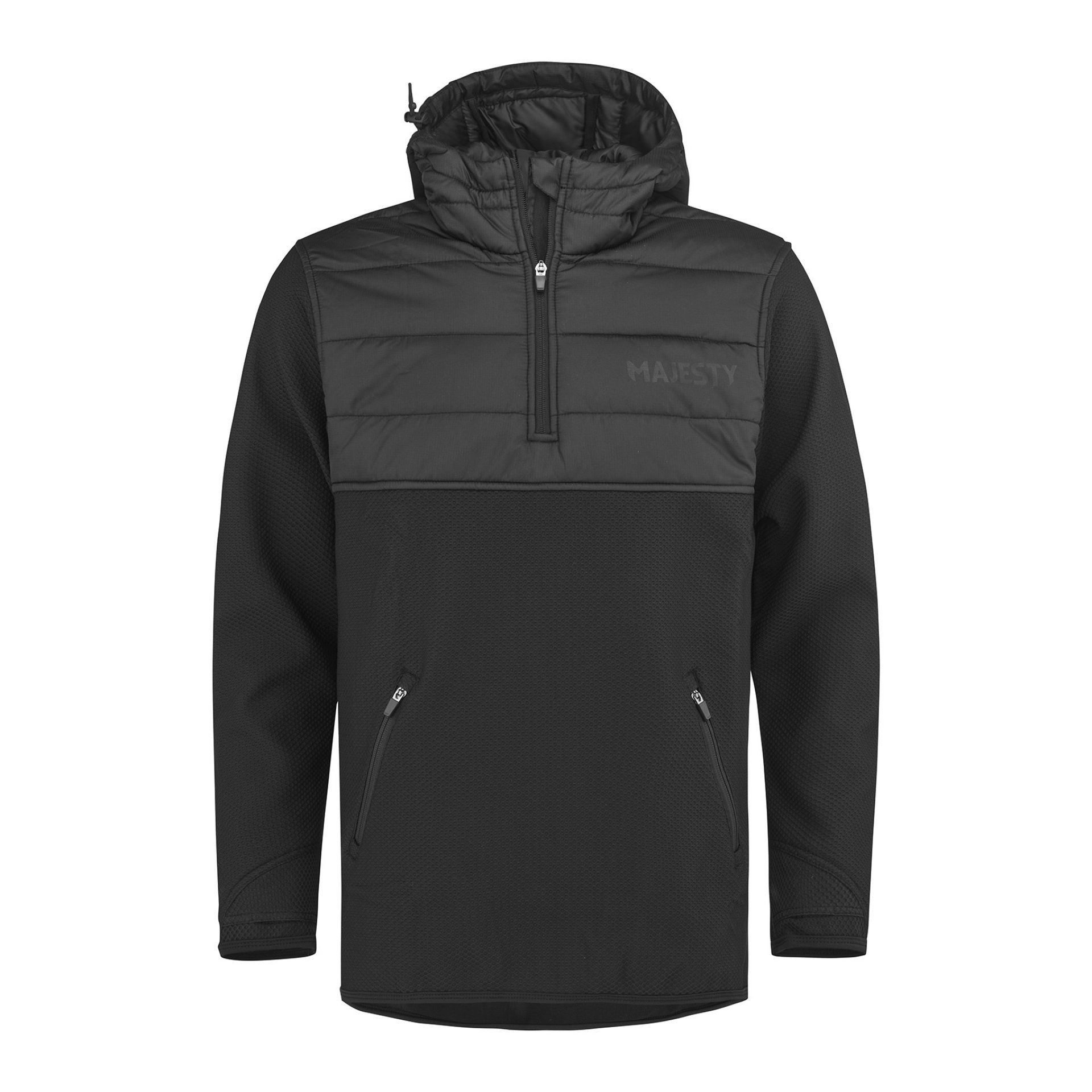KURTKA MAJESTY HEATSHIELD BLACK 1