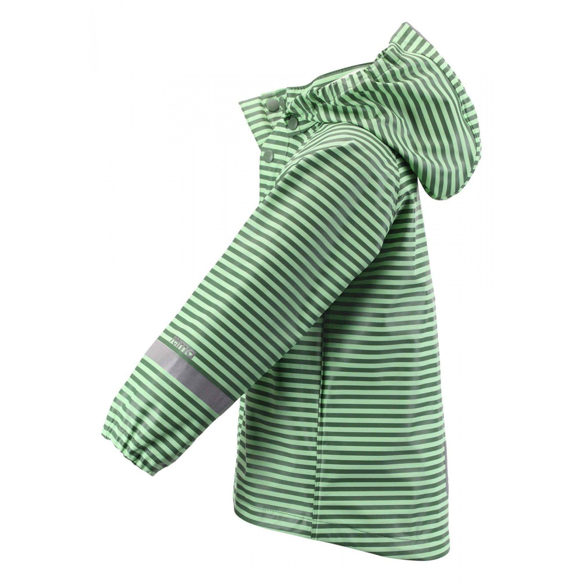 KURTKA REIMA VESI 521523-8902 FOREST GREEN BOK