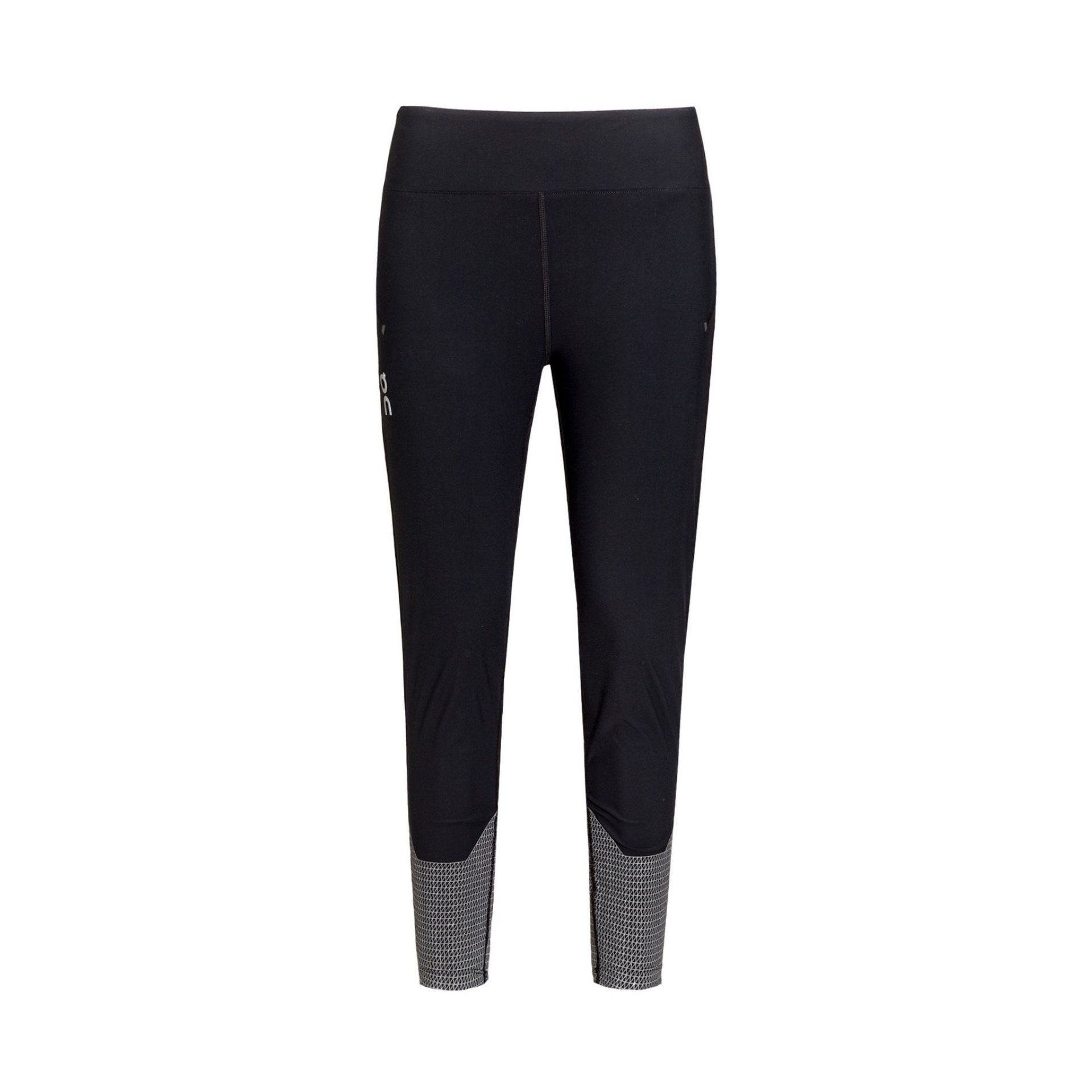 LEGGINSY ON RUNNING RUNNING TIGHTS BLACK