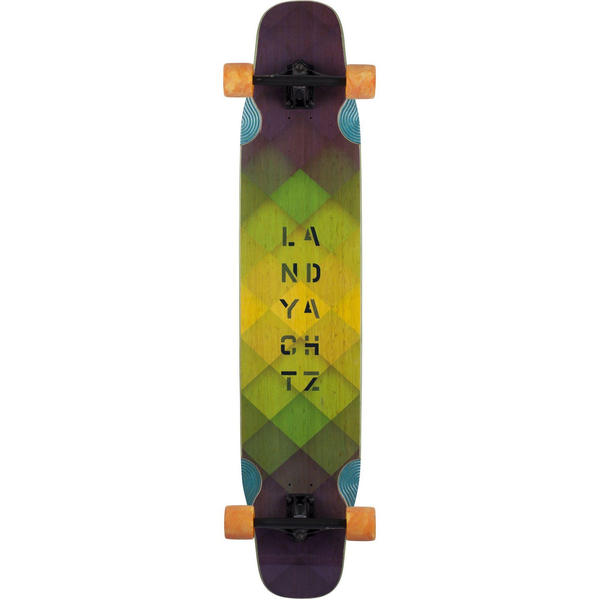 LONGBOARD LANDYACHTZ BAMBOO STRATUS 1