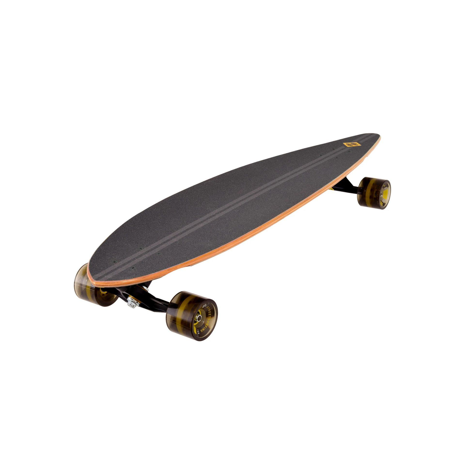 "LONGBOARD STREET SURFING PINTAIL 40"" ROAD LINE CAŁOŚĆ"